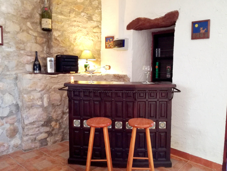 Ferienhaus Haus mit 3 Schlafzimmern in Rossell mit herrlichem Meerblick und eingezäuntem Garten - 35  (2202082), Rossell, Provinz Castellón, Valencia, Spanien, Bild 5
