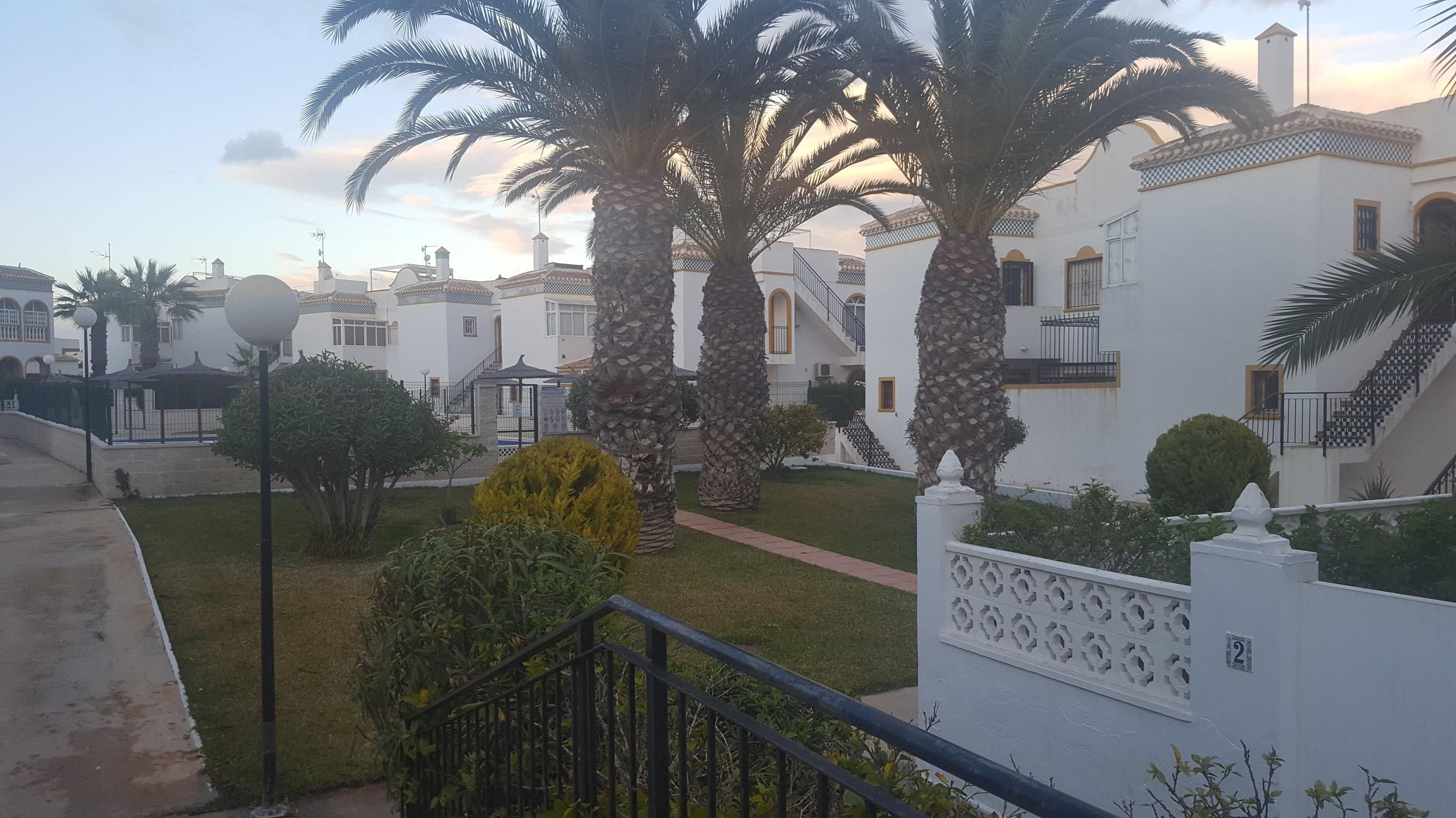 Ferienhaus Sonniges Haus mit 2 Schlafzimmern, WLAN, Swimmingpool und Solarium nahe Torrevieja - 1km z (2202043), Torrevieja, Costa Blanca, Valencia, Spanien, Bild 13