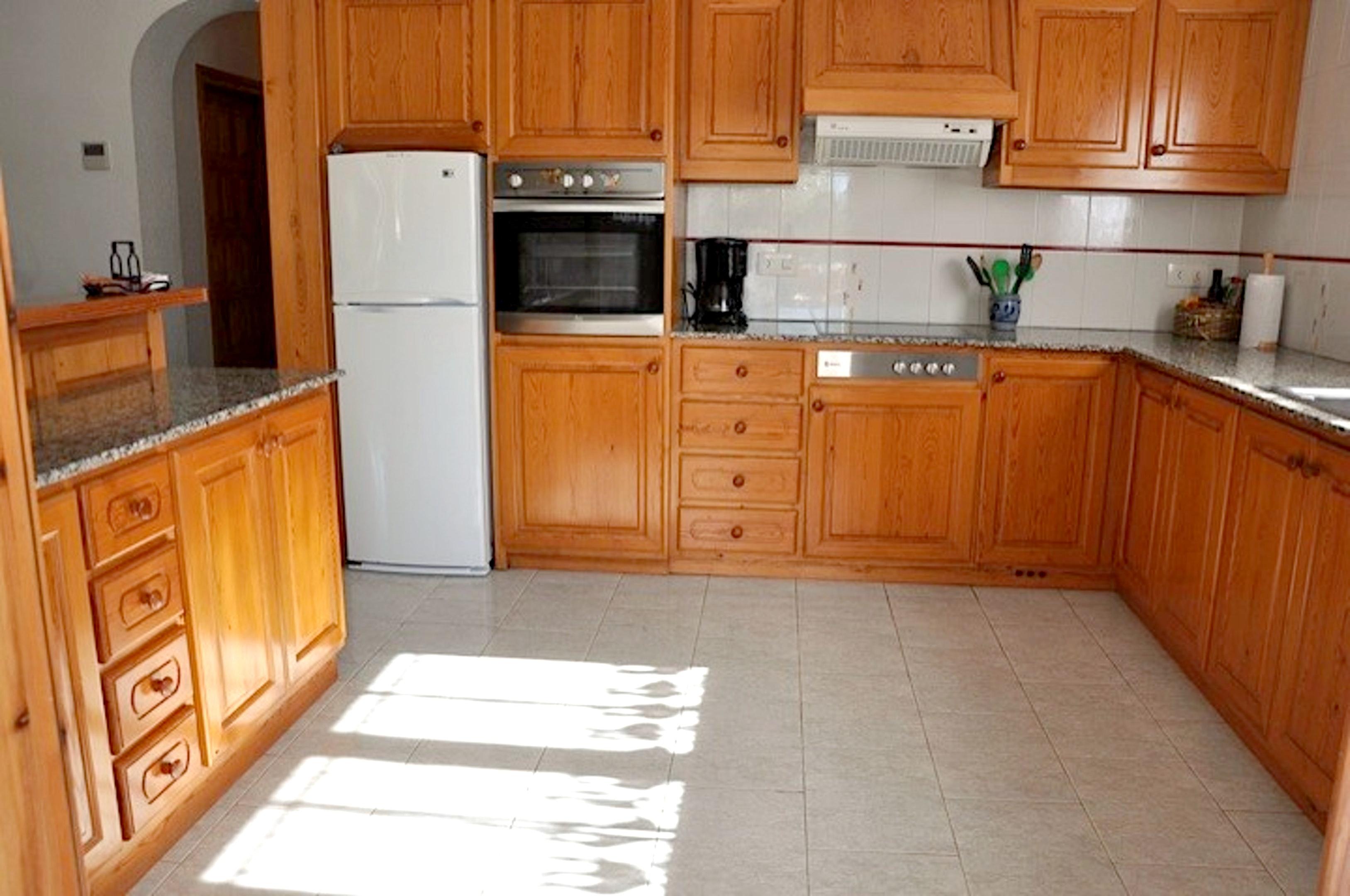 Ferienhaus Villa mit 3 Schlafzimmern in Ampolla mit herrlichem Meerblick, privatem Pool, möbliertem G (2201036), L'Ampolla, Costa Dorada, Katalonien, Spanien, Bild 21