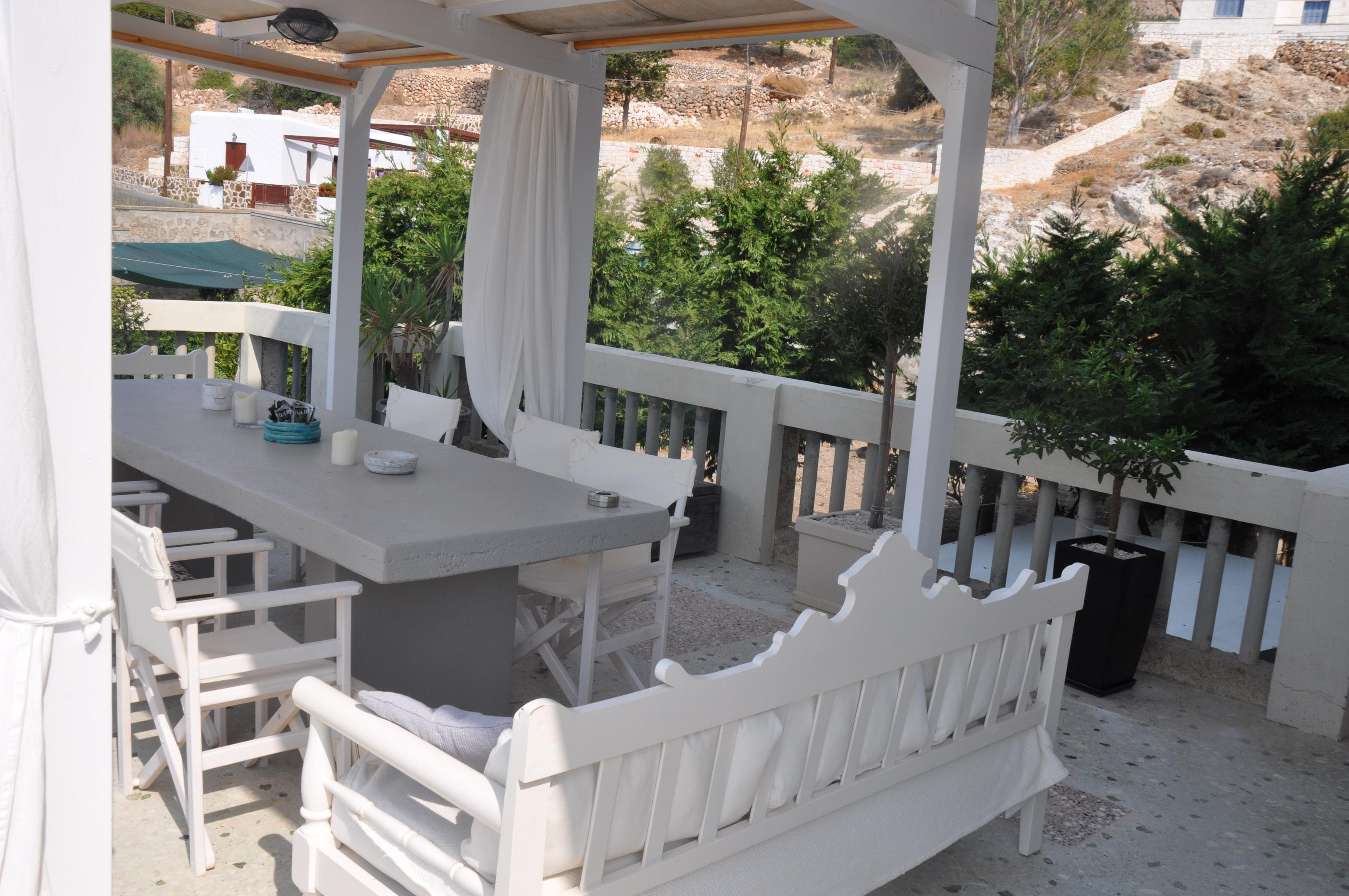 Ferienwohnung Wohnung mit 2 Schlafzimmern in Psathi mit herrlichem Meerblick und möblierter Terrasse - 7 (2201600), Kimolos, Kimolos, Kykladen, Griechenland, Bild 19
