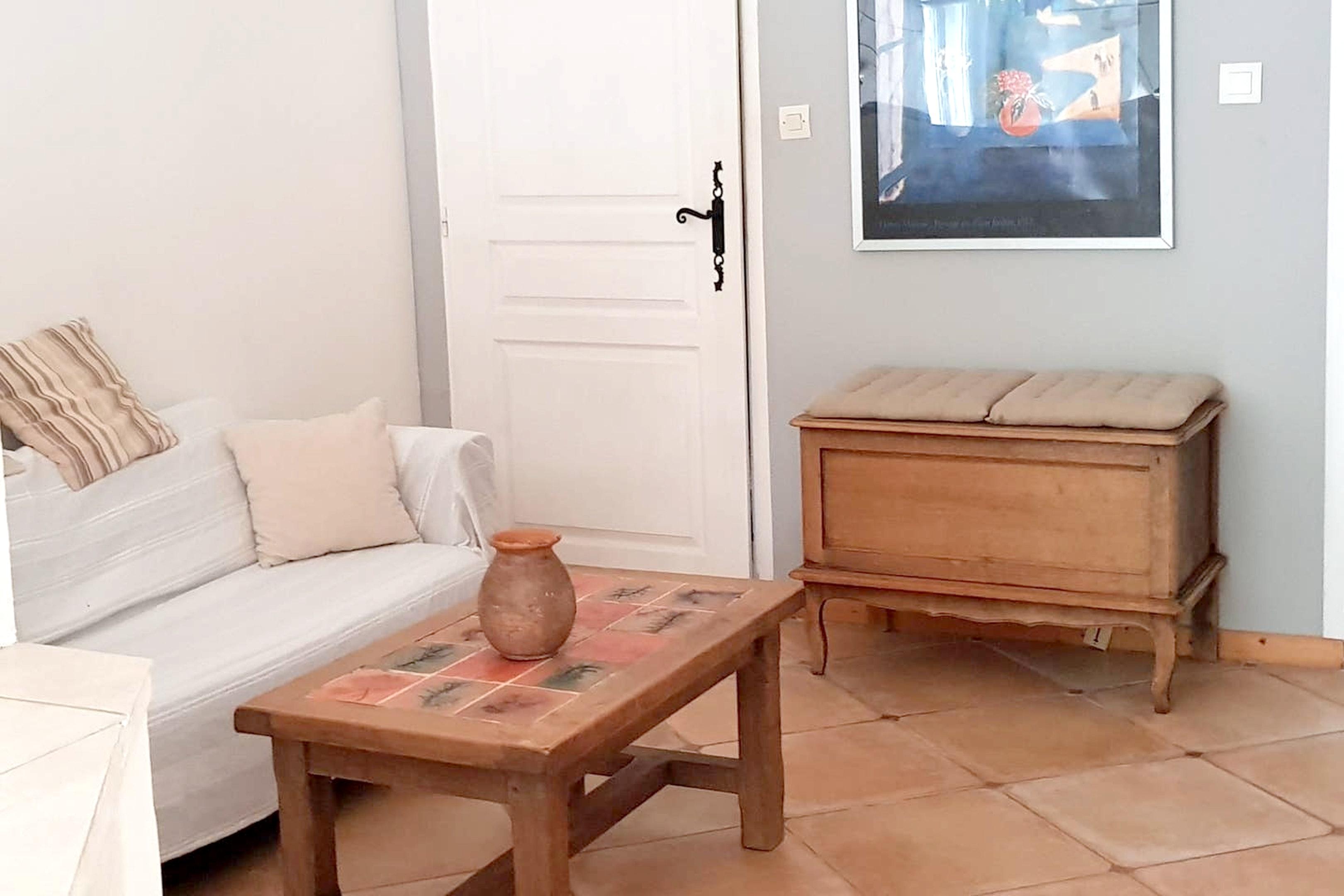Holiday apartment Wohnung mit einem Schlafzimmer in Grambois mit Pool, eingezäuntem Garten und W-LAN (2818942), Grambois, Vaucluse, Provence - Alps - Côte d'Azur, France, picture 3