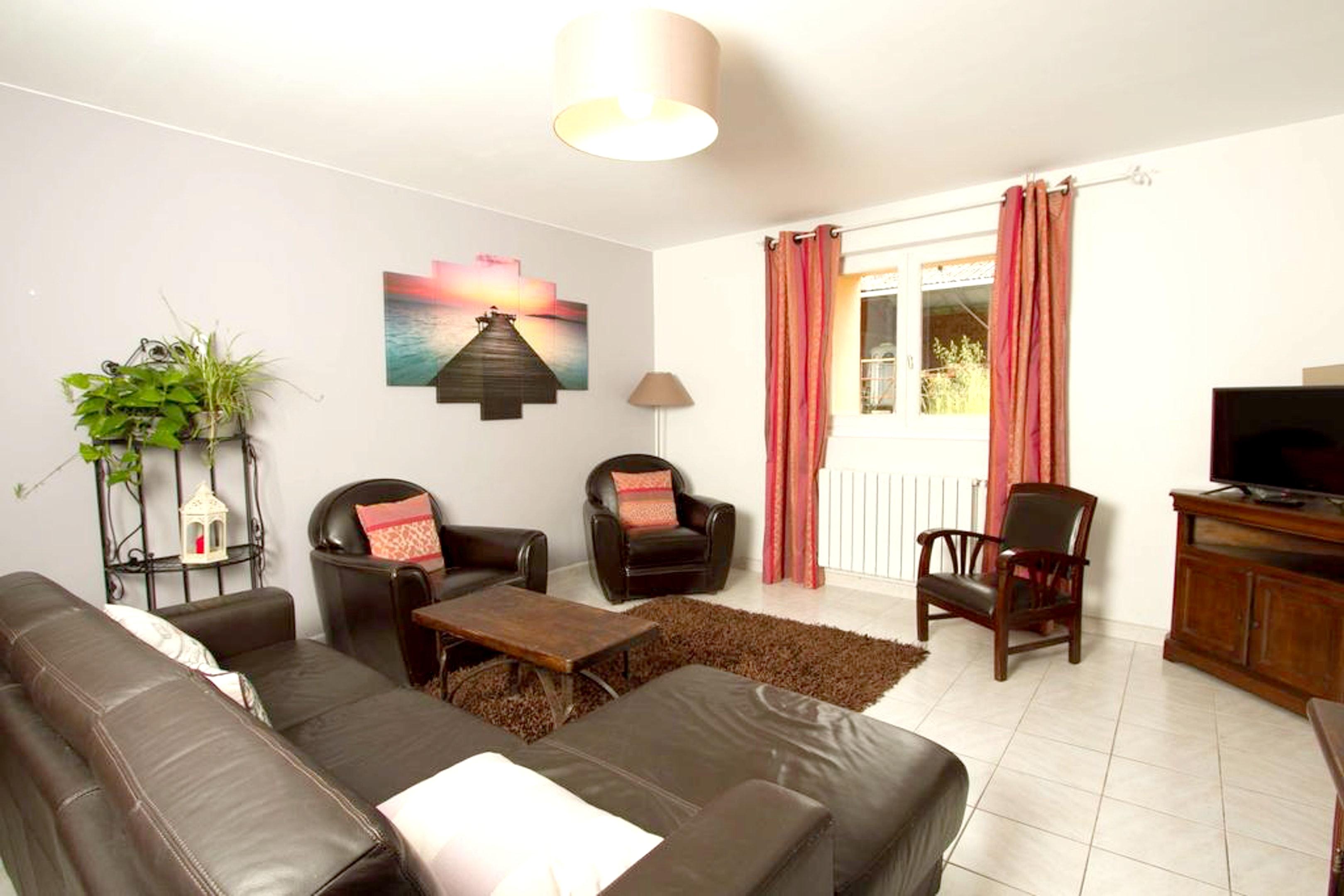 Ferienhaus Haus mit 4 Schlafzimmern in Gaillac mit eingezäuntem Garten und W-LAN (2339979), Gaillac, Tarn, Midi-Pyrénées, Frankreich, Bild 5