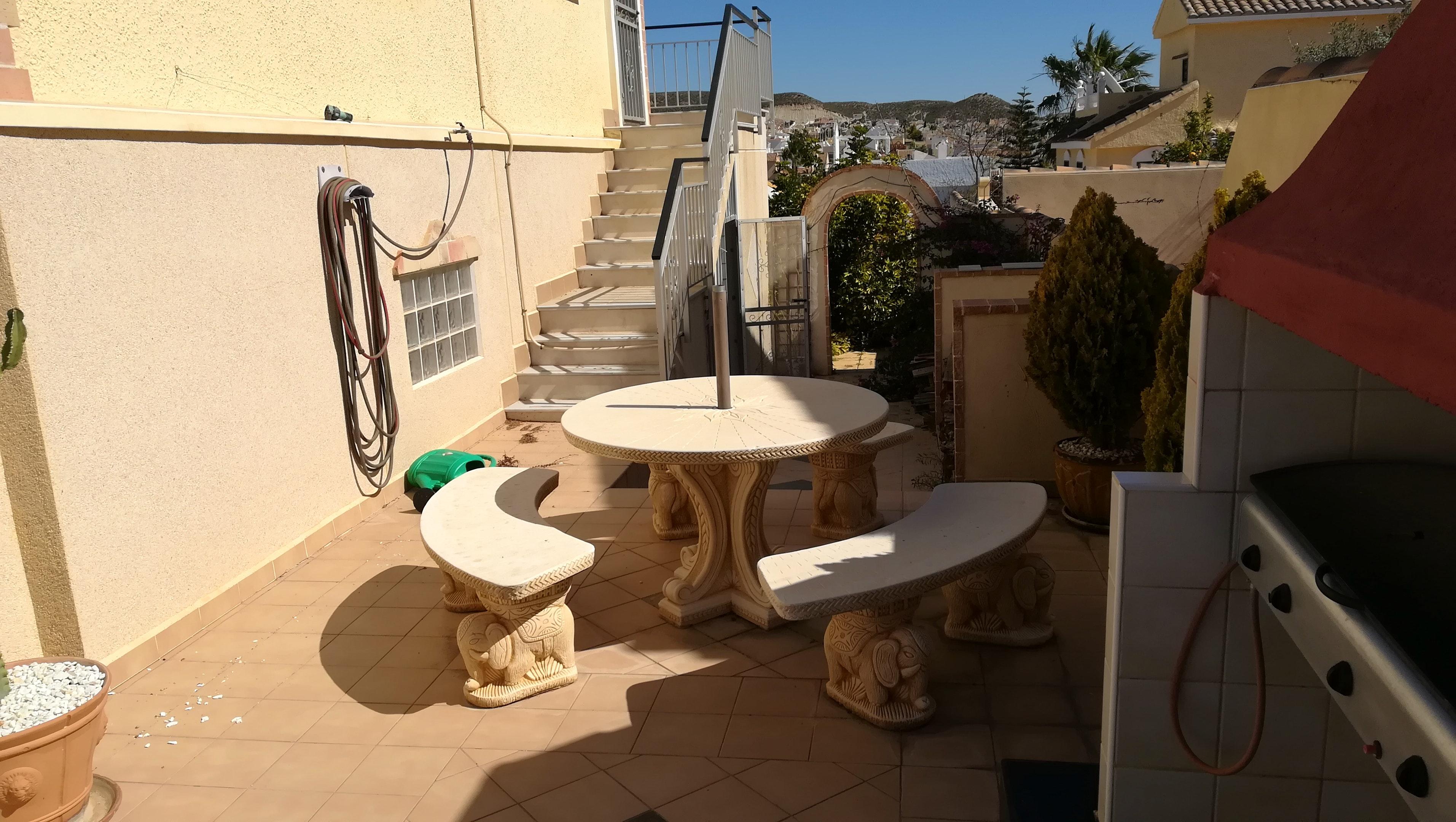 Appartement de vacances Wohnung mit 2 Schlafzimmern in Mazarrón mit toller Aussicht auf die Berge, privatem Pool,  (2632538), Mazarron, Costa Calida, Murcie, Espagne, image 28