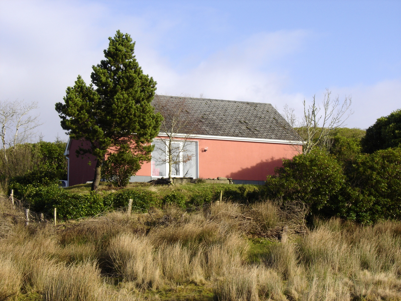 Haus mit 2 Schlafzimmern in Laghy mit eingezäuntem Garten 10 km vom Strand entfernt