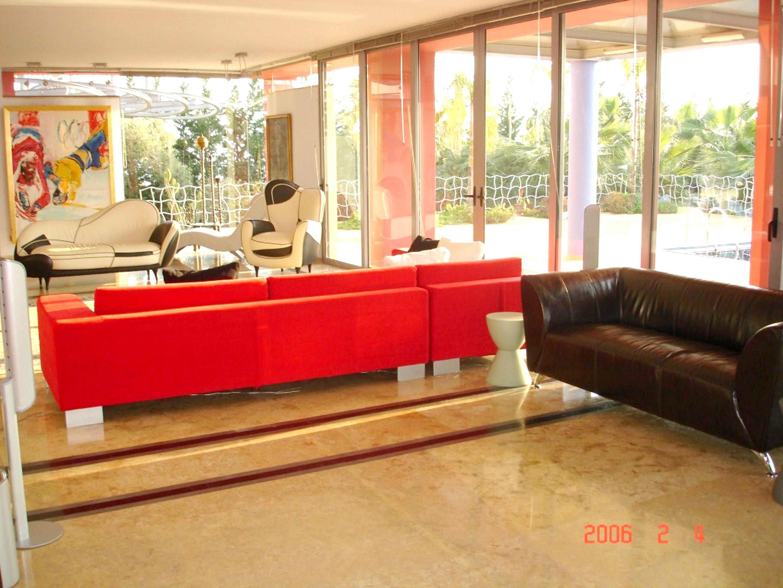Ferienhaus Villa mit 4 Schlafzimmern in Eretria mit herrlichem Meerblick, privatem Pool, eingezäuntem (2201213), Eretria Evia, , Euböa, Griechenland, Bild 6