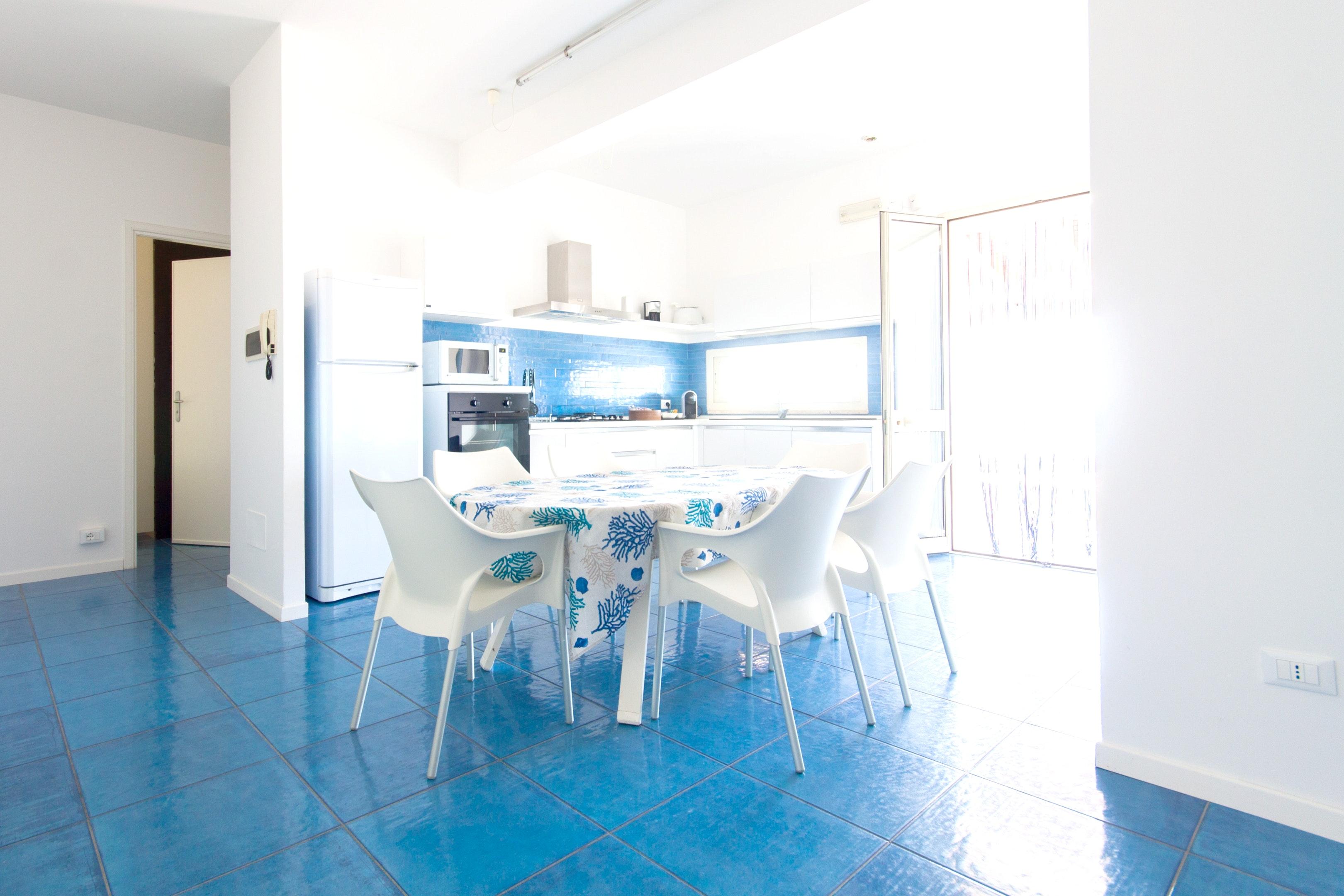 Holiday apartment Wohnung mit 4 Schlafzimmern in Piano di Trappeto mit herrlichem Meerblick, möblierter Terr (2236750), Balestrate, Palermo, Sicily, Italy, picture 9