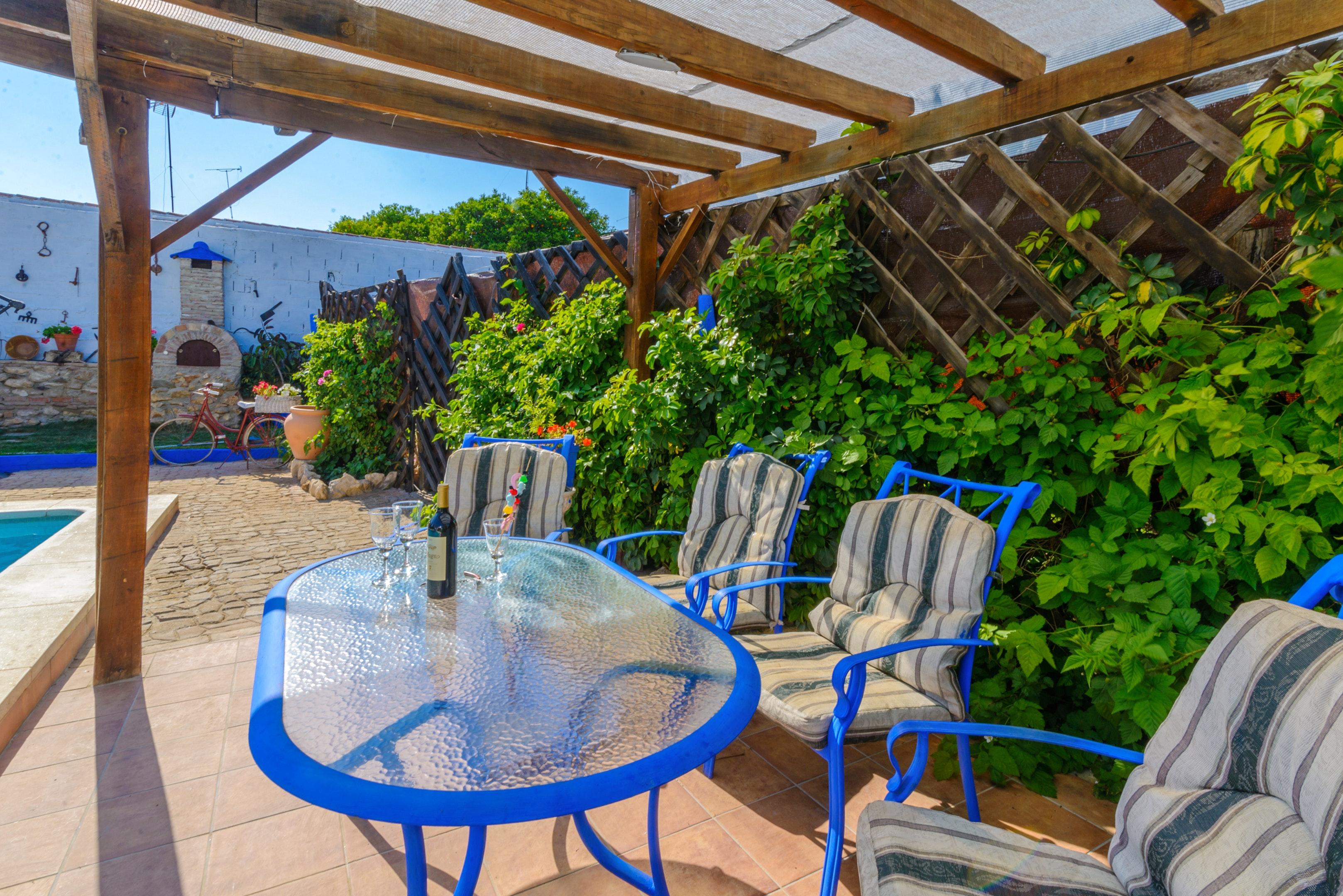 Ferienhaus Villa mit 3 Schlafzimmern in Peñaflor mit privatem Pool, eingezäuntem Garten und W-LAN (2208249), Peñaflor, Sevilla, Andalusien, Spanien, Bild 34
