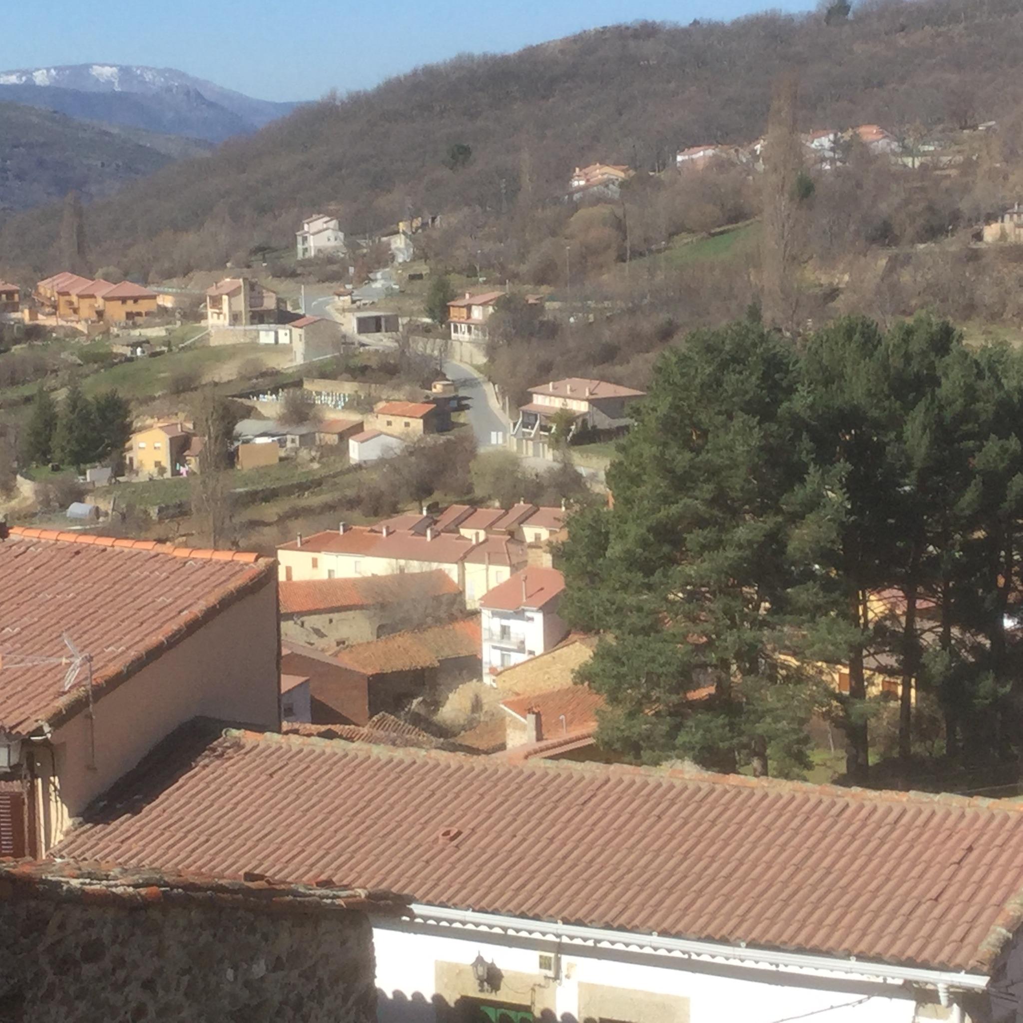 Ferienhaus El Molino Viejo - Haus mit drei Schlafzimmern, Balkon und Blick auf die beeindruckenden Be (2202391), Navacepeda de Tormes, Avila, Kastilien-León, Spanien, Bild 16