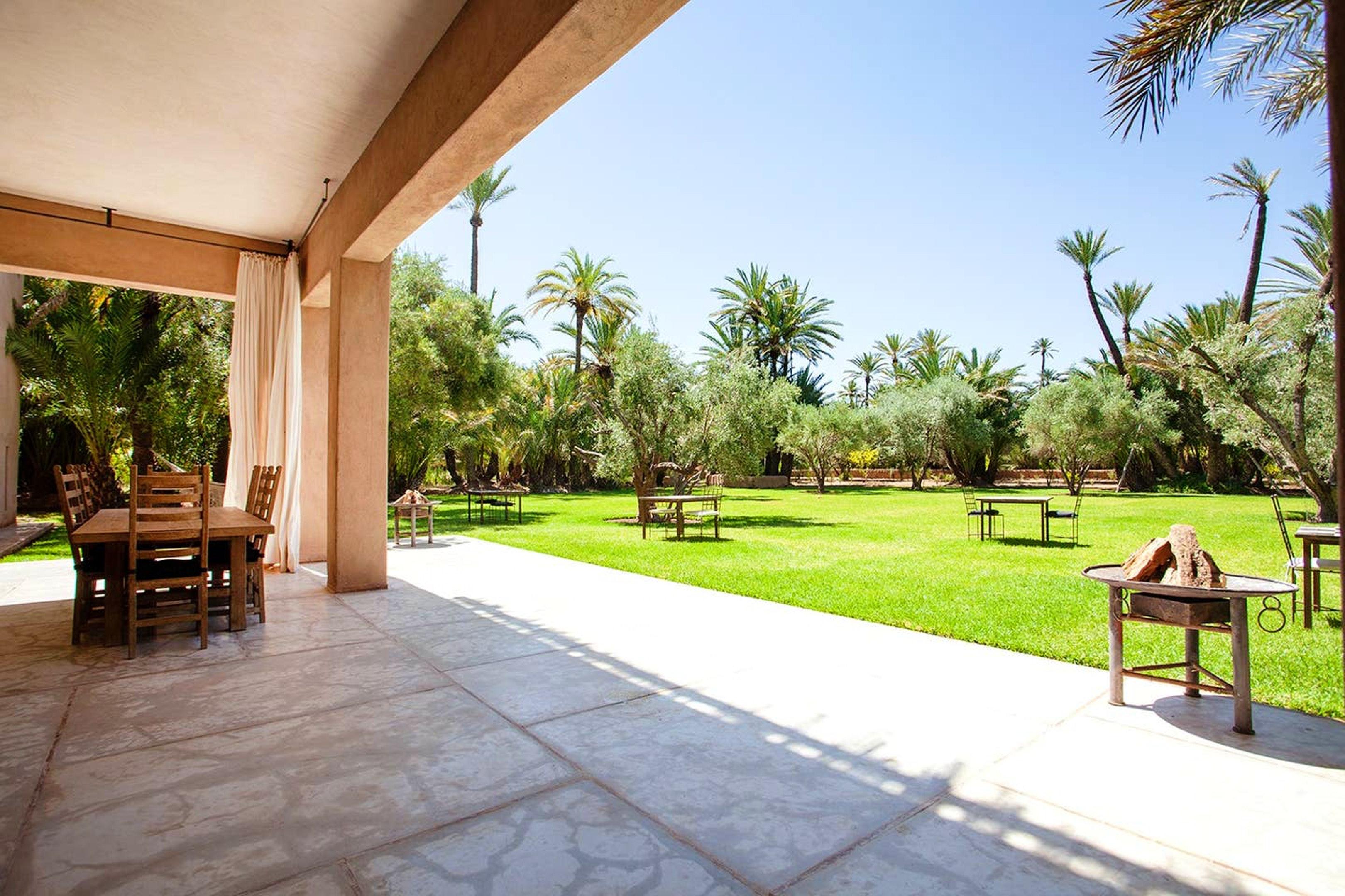 Villa mit 7 Schlafzimmern in Marrakech mit private Villa in Afrika