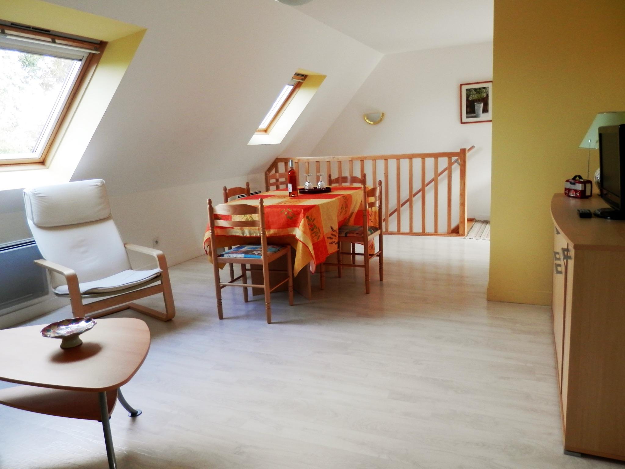 Holiday apartment Modernes wohnung in Arzon mit zwei Schlafzimmern, Terrasse und Blick auf die Stadt - für v (2201249), Arzon, Atlantic coast Morbihan, Brittany, France, picture 5