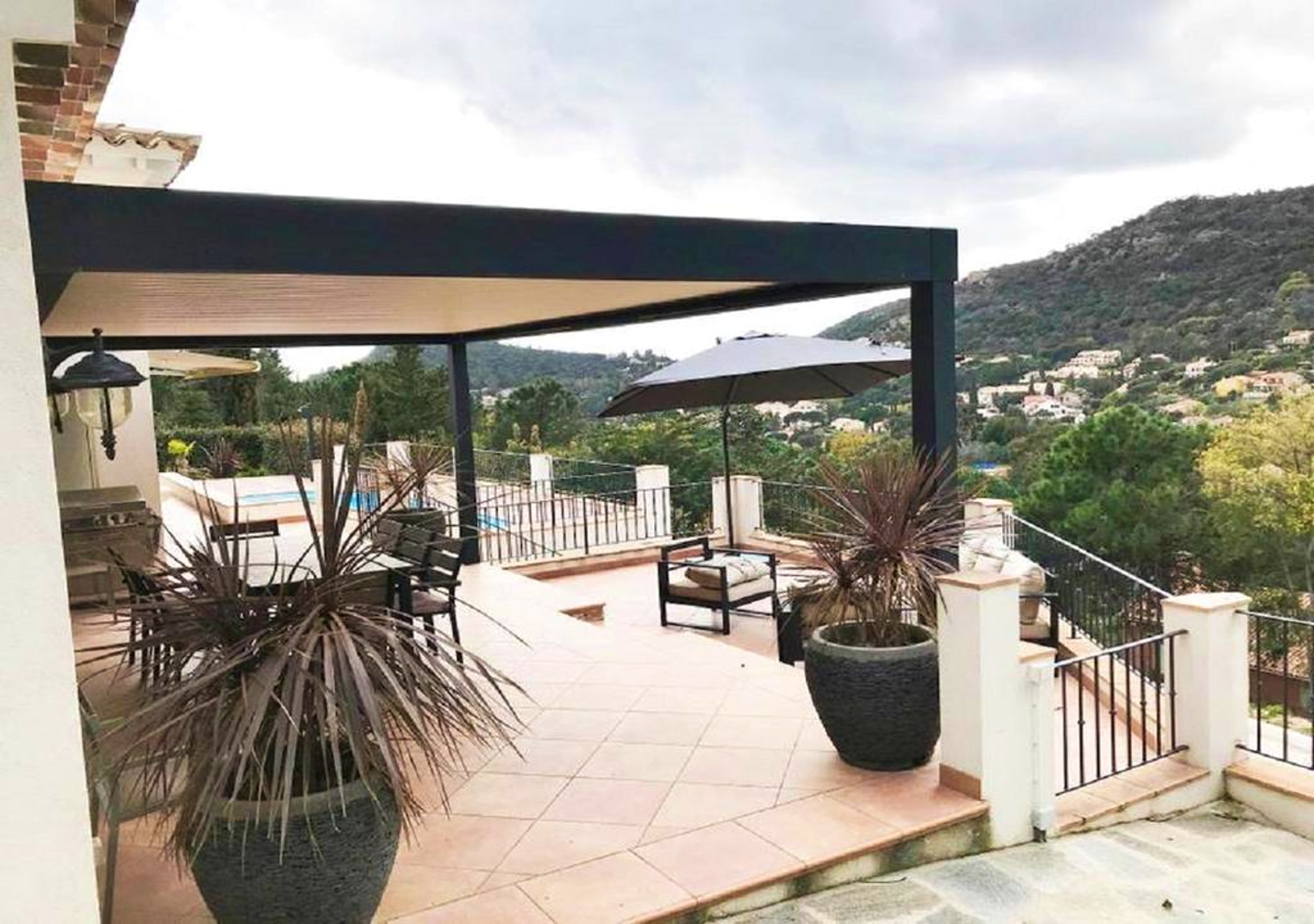Maison de vacances Villa mit 5 Schlafzimmern in Rayol-Canadel-sur-Mer mit toller Aussicht auf die Berge, priv (2201555), Le Lavandou, Côte d'Azur, Provence - Alpes - Côte d'Azur, France, image 46