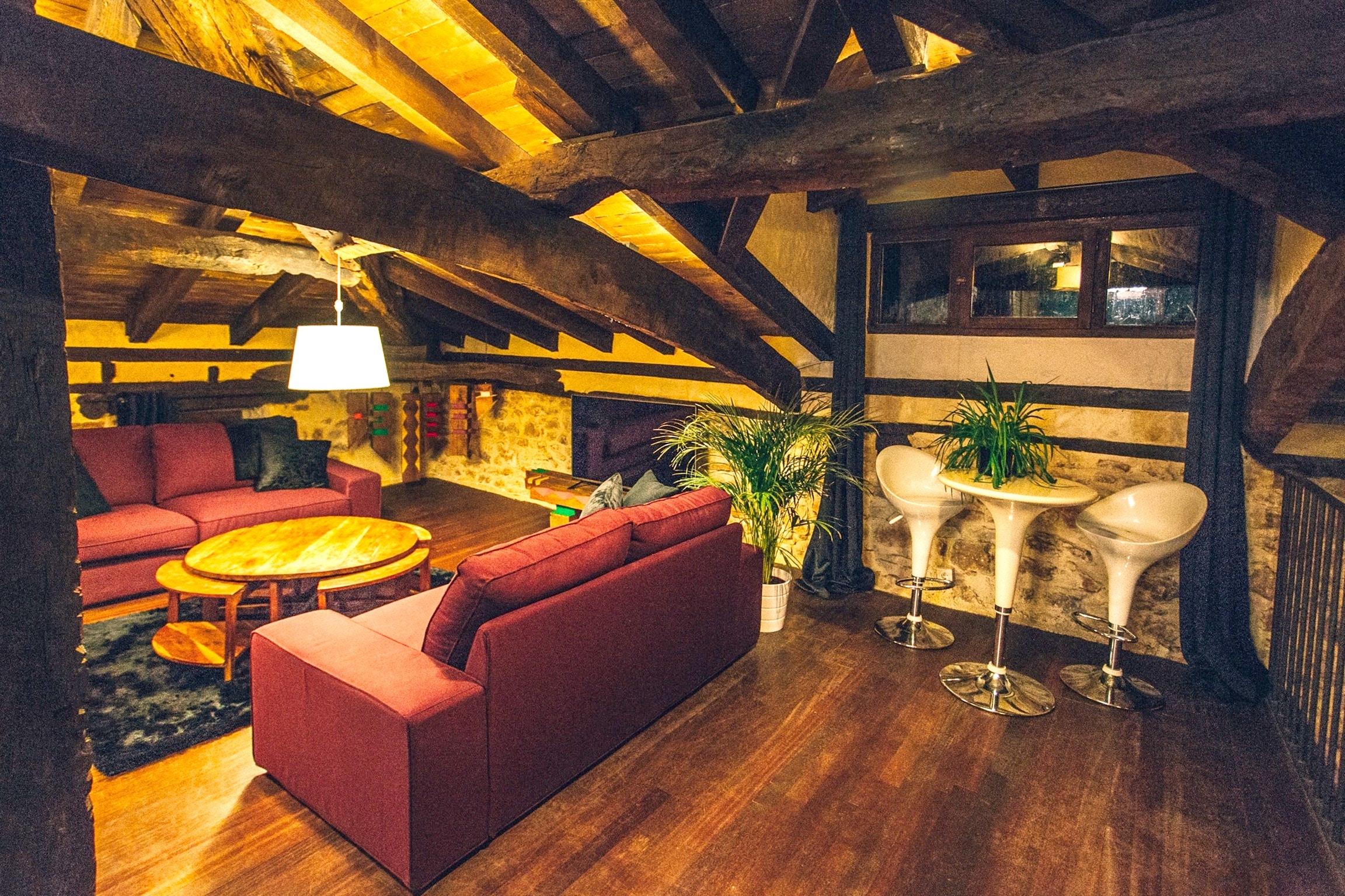 Ferienhaus Haus mit 5 Zimmern in Fuenteodra mit toller Aussicht auf die Berge, eingezäuntem Garten un (2211142), Fuenteodra, Burgos, Kastilien-León, Spanien, Bild 6