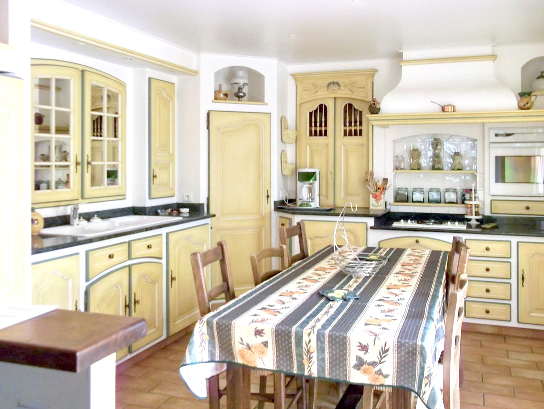 Holiday house Haus mit 6 Schlafzimmern in Vaison-la-Romaine mit toller Aussicht auf die Berge, privatem  (2202757), Vaison la Romaine, Vaucluse, Provence - Alps - Côte d'Azur, France, picture 5
