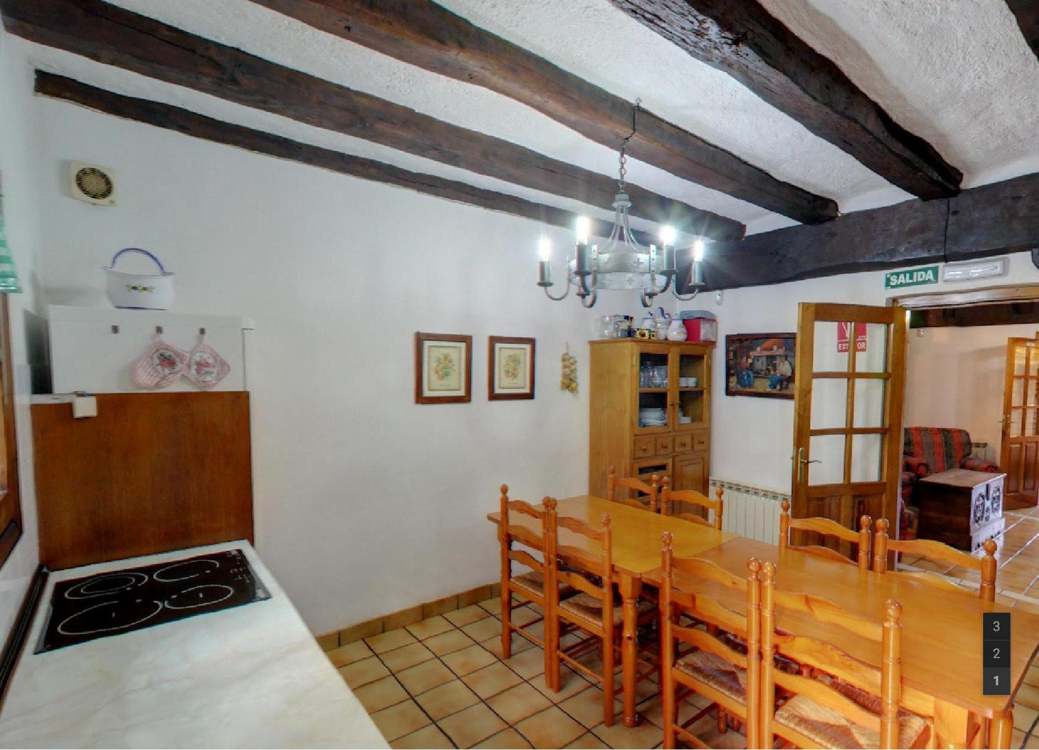 Ferienhaus Haus mit 6 Schlafzimmern in Lizaso mit eingezäuntem Garten und W-LAN - 500 m vom Strand en (2599807), Lizaso, , Navarra, Spanien, Bild 13