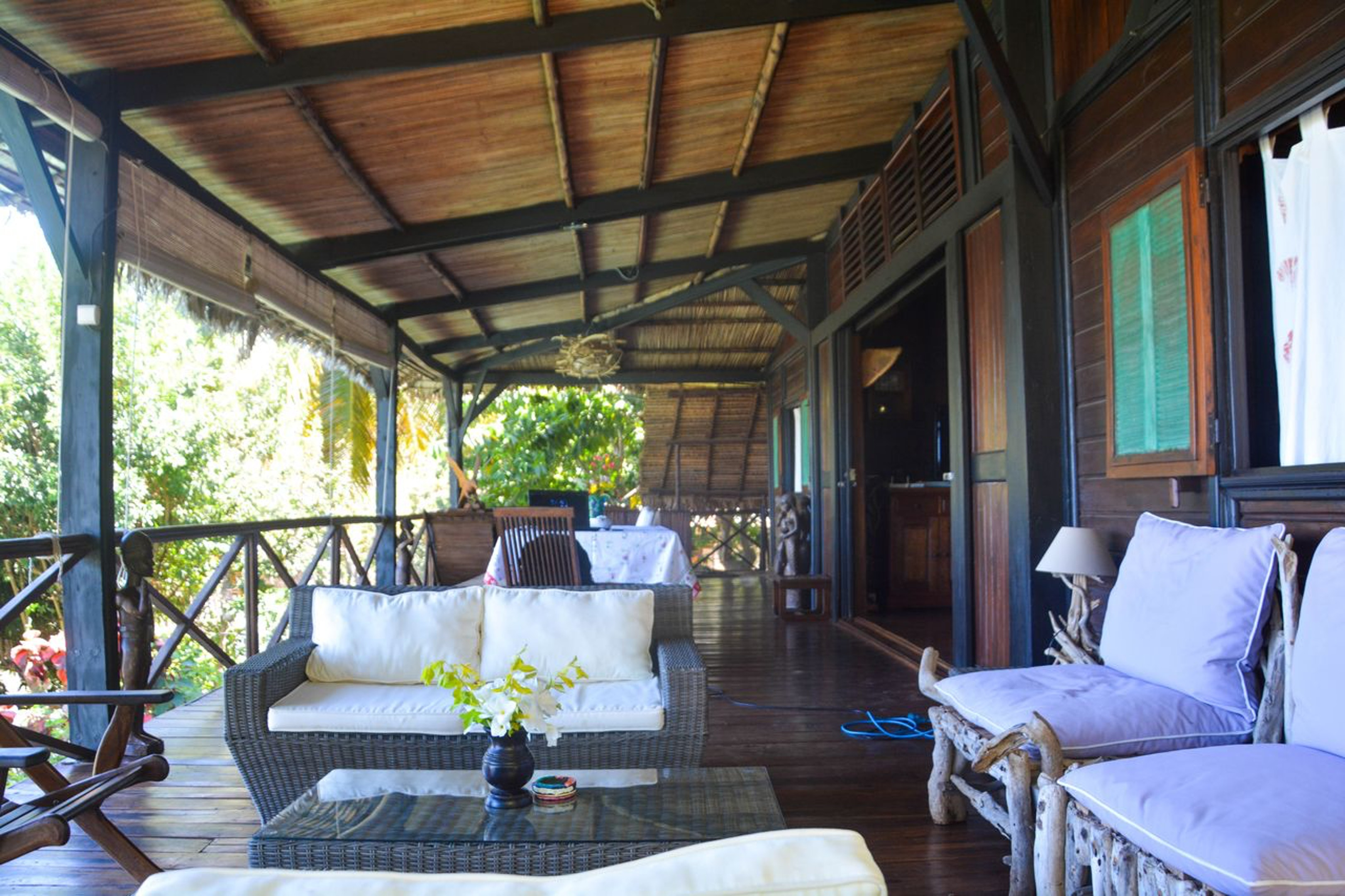 Villa mit 3 Schlafzimmern in Nosy Be mit herrliche Villa in Afrika