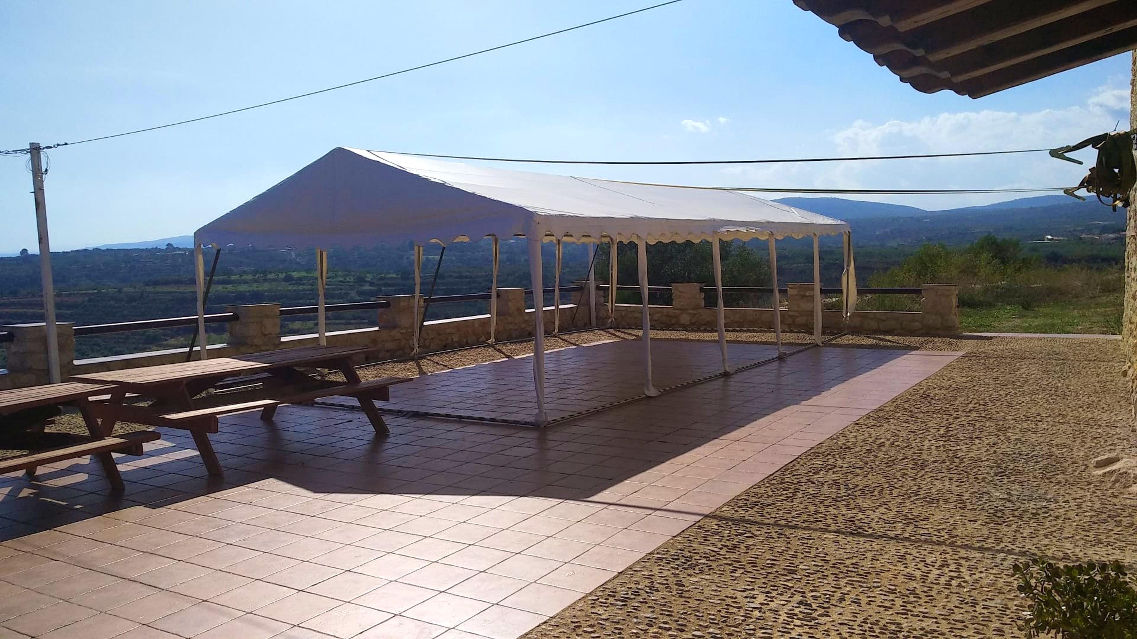 Ferienhaus Villa mit 6 Schlafzimmern in La Salzadella mit privatem Pool und eingezäuntem Garten (2706150), La Salzadella, Provinz Castellón, Valencia, Spanien, Bild 33