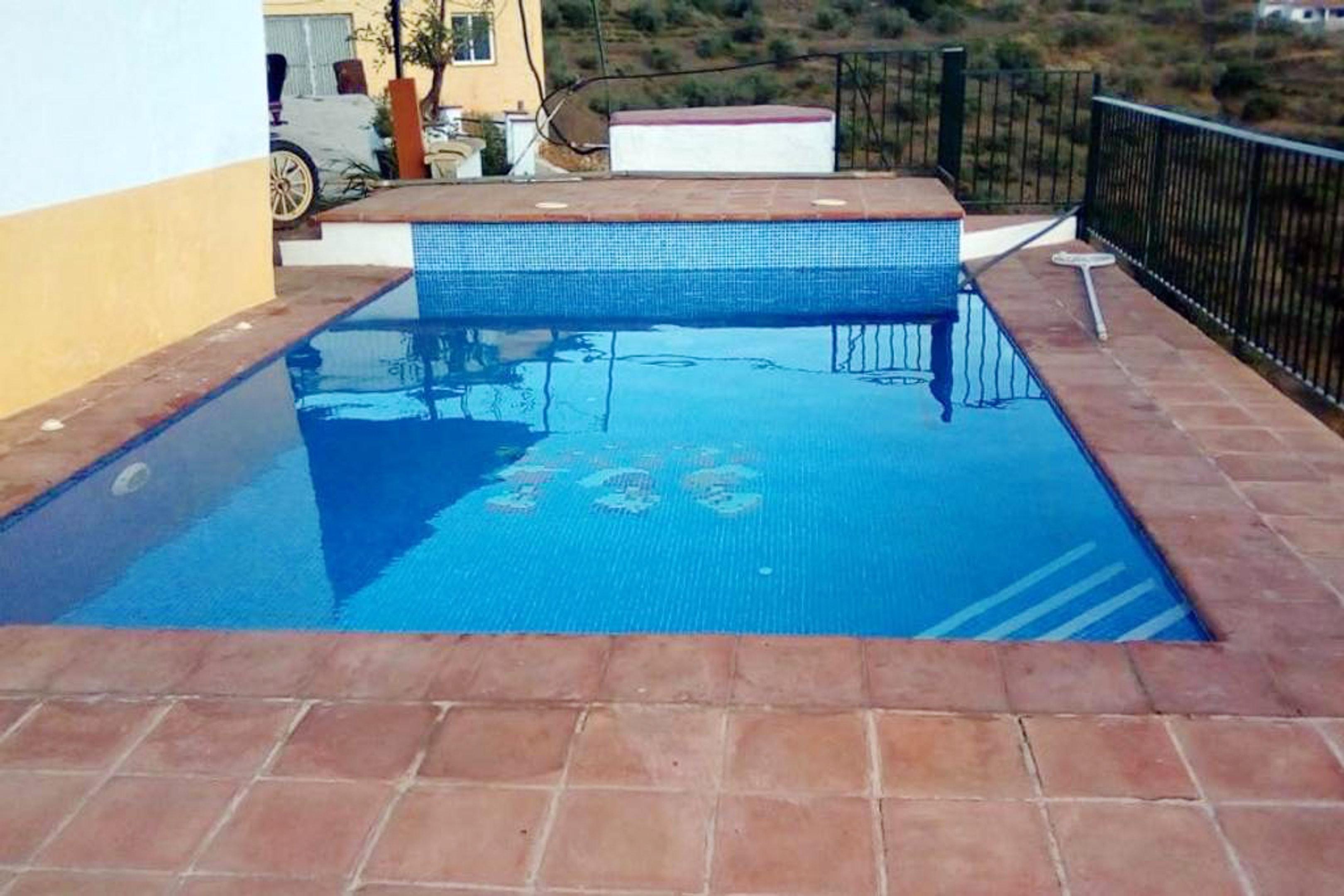 Ferienhaus Villa mit einem Schlafzimmer in Torrox mit herrlichem Meerblick, privatem Pool, Terrasse - (2519299), Torrox, Costa del Sol, Andalusien, Spanien, Bild 3
