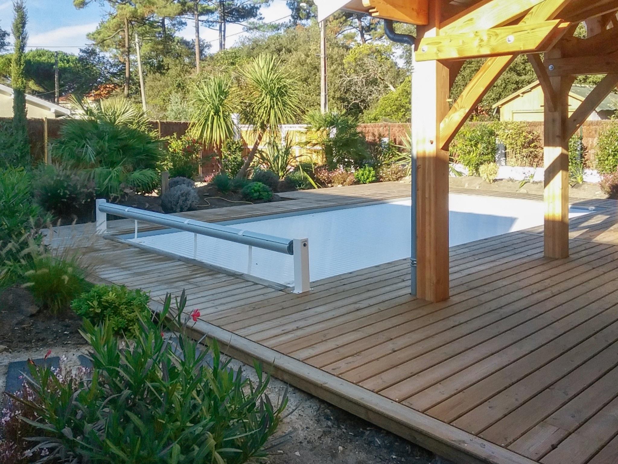 Holiday house Hübsches Haus in Soulac-sur-Mer mit drei Schlafzimmern und Privatpool, nur 1 km vom Strand (2202479), Soulac sur Mer, Atlantic coast Gironde, Aquitania, France, picture 3