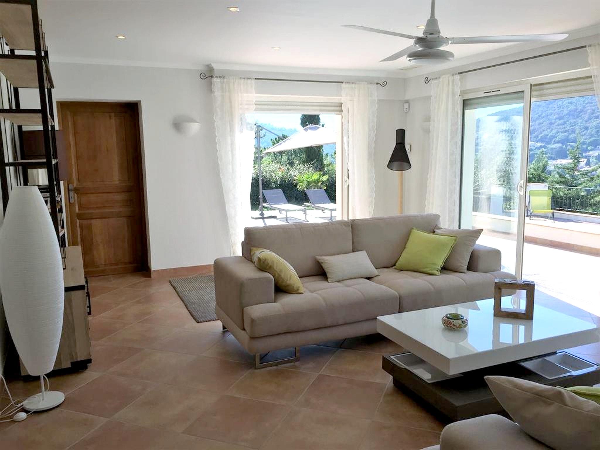 Maison de vacances Villa mit 5 Schlafzimmern in Rayol-Canadel-sur-Mer mit toller Aussicht auf die Berge, priv (2201555), Le Lavandou, Côte d'Azur, Provence - Alpes - Côte d'Azur, France, image 5