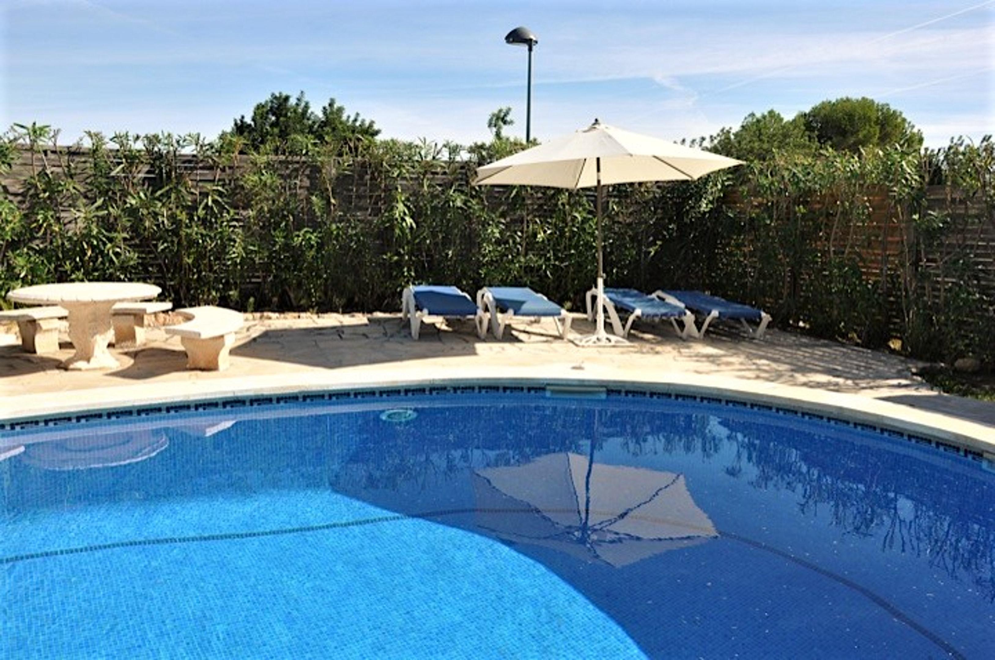 Ferienhaus Villa mit 3 Schlafzimmern in Ampolla mit herrlichem Meerblick, privatem Pool, möbliertem G (2201036), L'Ampolla, Costa Dorada, Katalonien, Spanien, Bild 4