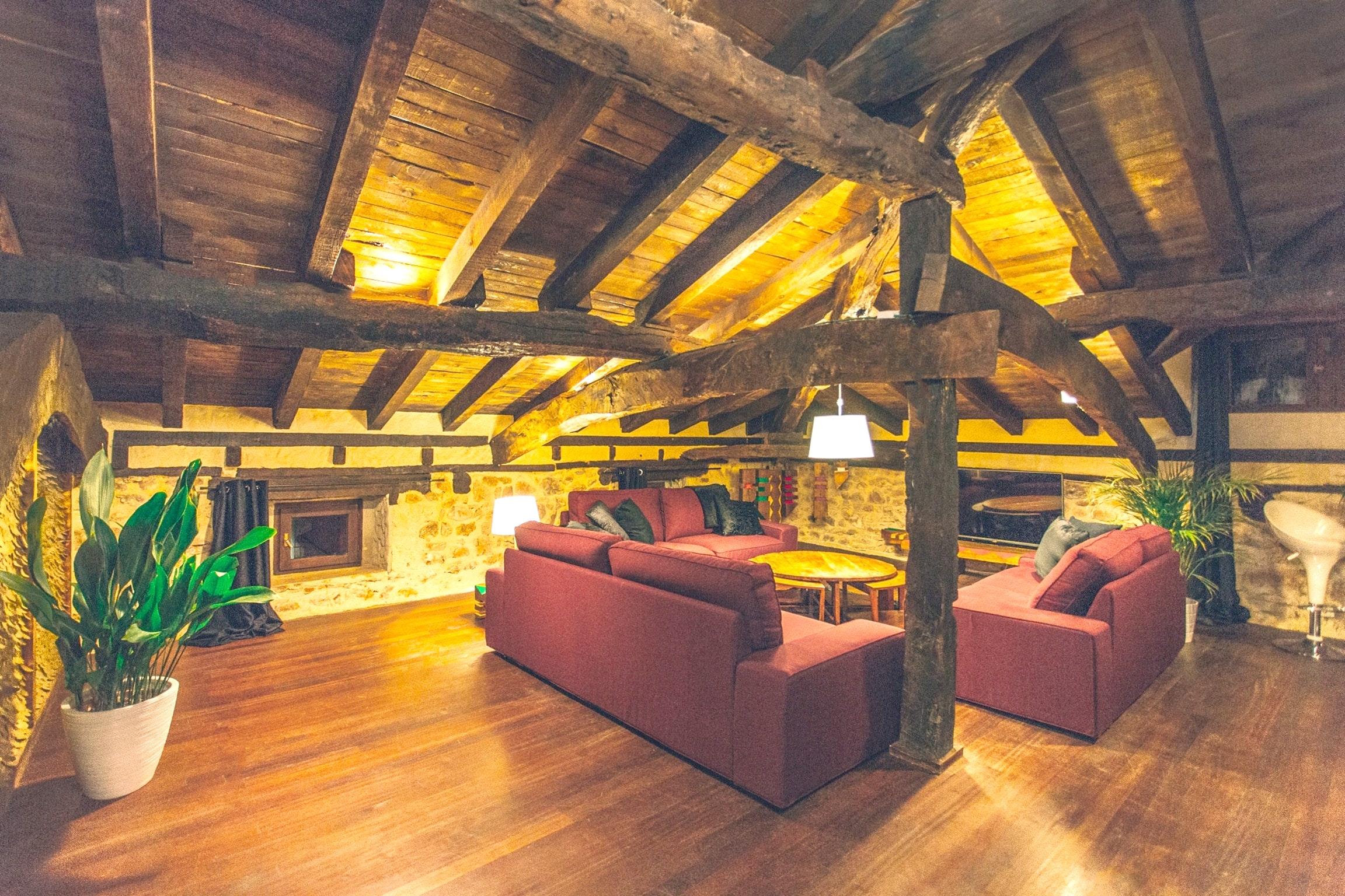 Ferienhaus Haus mit 5 Zimmern in Fuenteodra mit toller Aussicht auf die Berge, eingezäuntem Garten un (2211142), Fuenteodra, Burgos, Kastilien-León, Spanien, Bild 5
