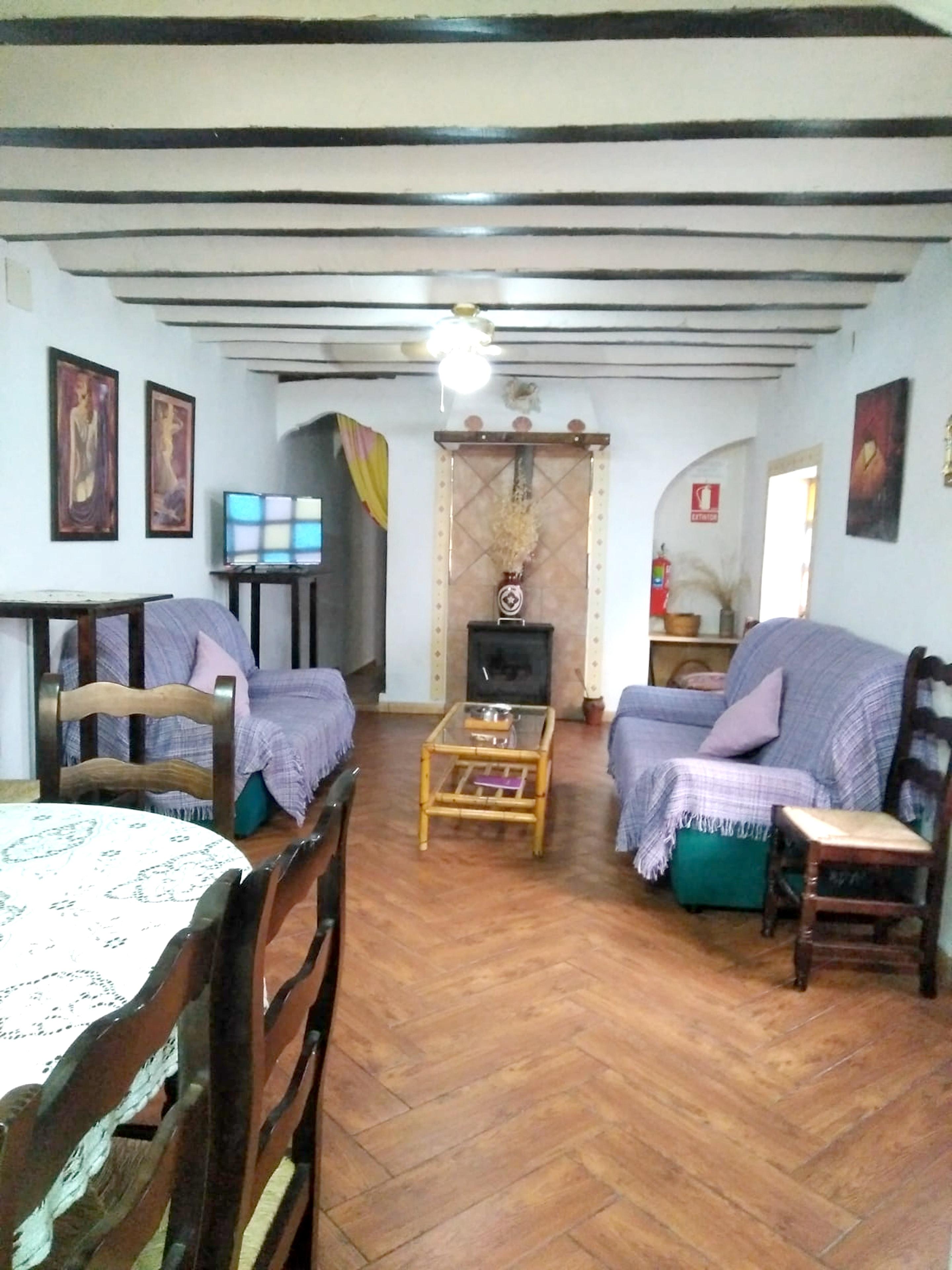 Ferienhaus Haus mit 5 Schlafzimmern in Casas del Cerro mit toller Aussicht auf die Berge und möbliert (2201517), Casas del Cerro, Albacete, Kastilien-La Mancha, Spanien, Bild 5
