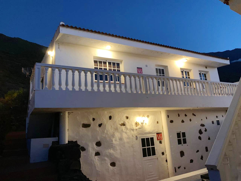 Holiday apartment Wohnung mit 3 Schlafzimmern in Frontera mit herrlichem Meerblick und möblierter Terrasse - (2691579), Tigaday, El Hierro, Canary Islands, Spain, picture 22