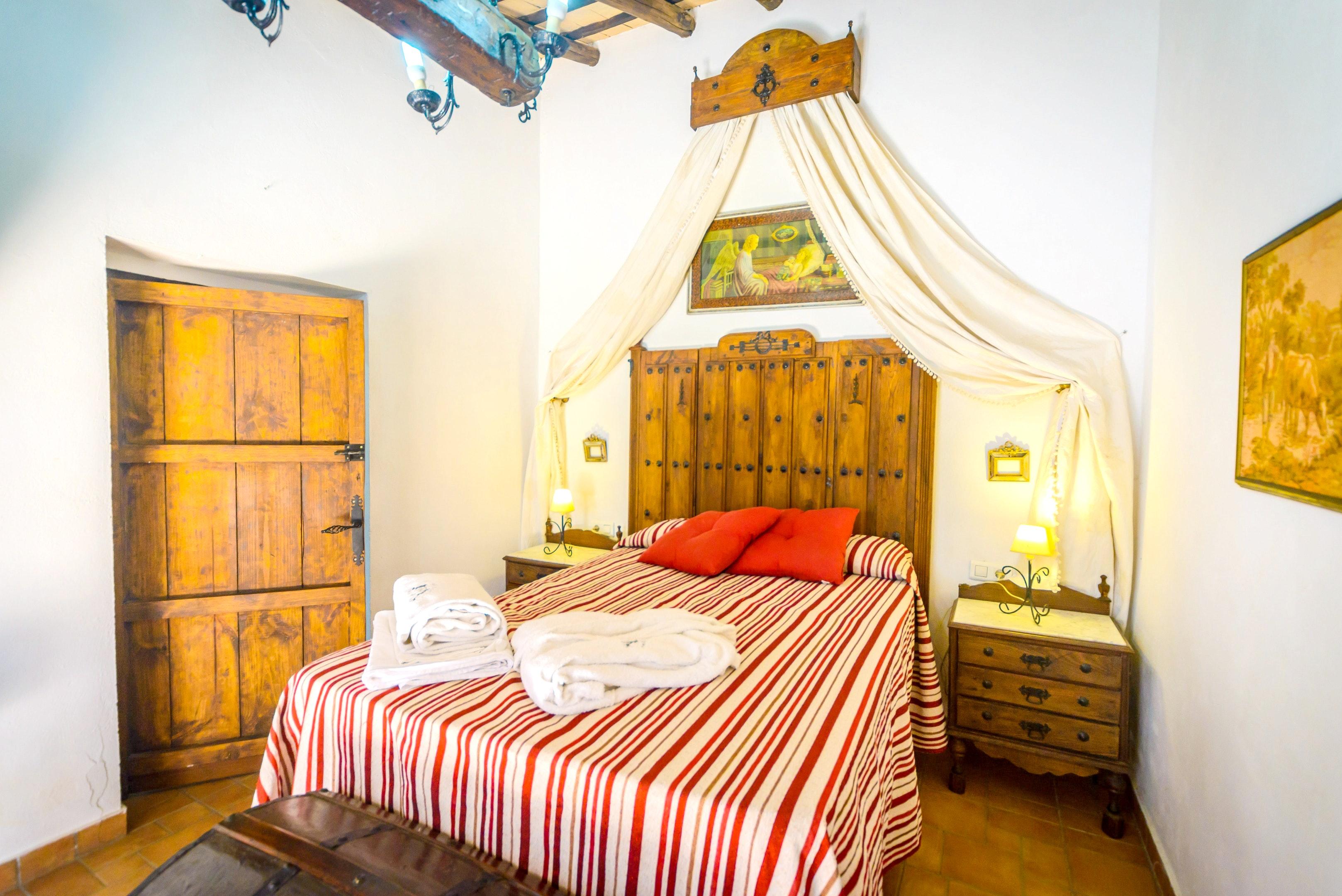 Ferienhaus Villa mit 3 Schlafzimmern in Peñaflor mit privatem Pool, eingezäuntem Garten und W-LAN (2208249), Peñaflor, Sevilla, Andalusien, Spanien, Bild 23