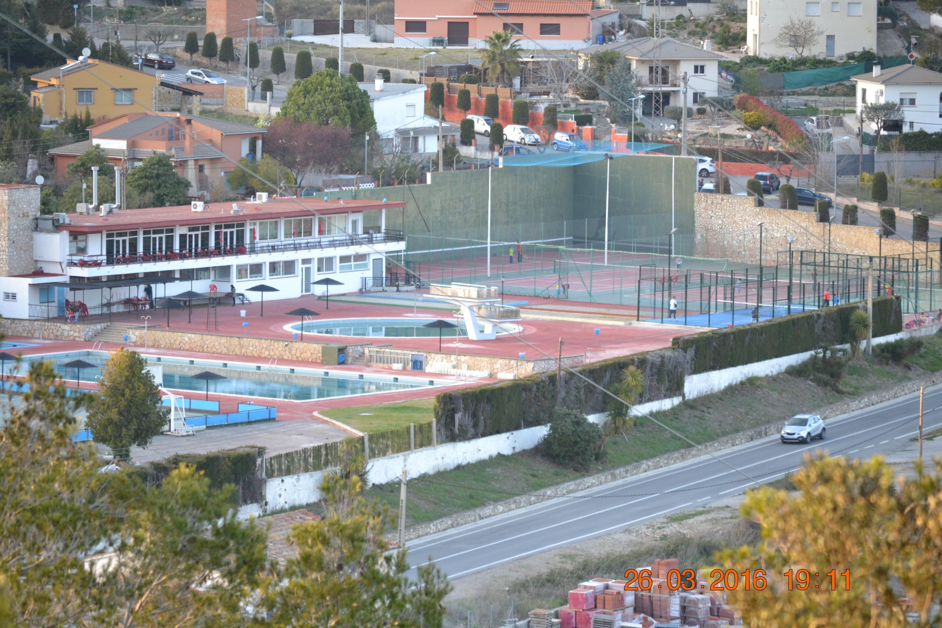 Ferienhaus Haus mit 4 Schlafzimmern in Sant Pere Sacarrera mit toller Aussicht auf die Berge, möblier (2217248), Sant Pere Sacarrera, Barcelona, Katalonien, Spanien, Bild 40