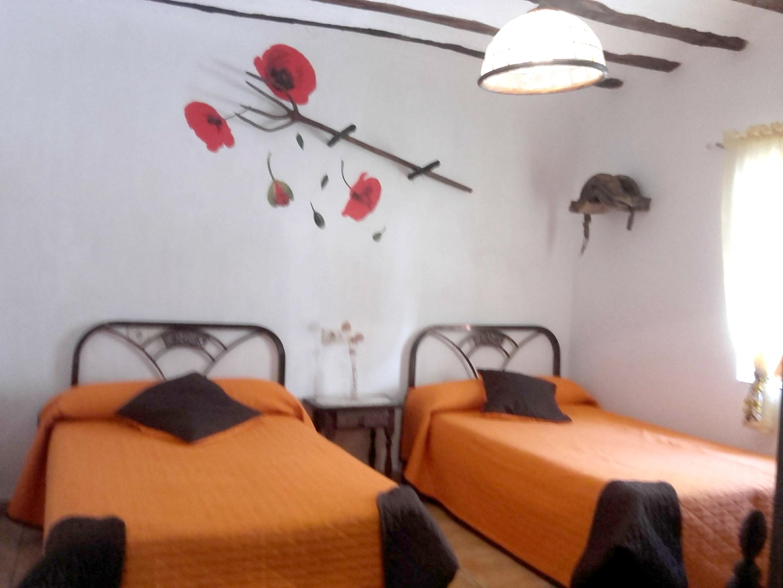Ferienhaus Haus mit 5 Schlafzimmern in Casas del Cerro mit toller Aussicht auf die Berge und möbliert (2201517), Casas del Cerro, Albacete, Kastilien-La Mancha, Spanien, Bild 18