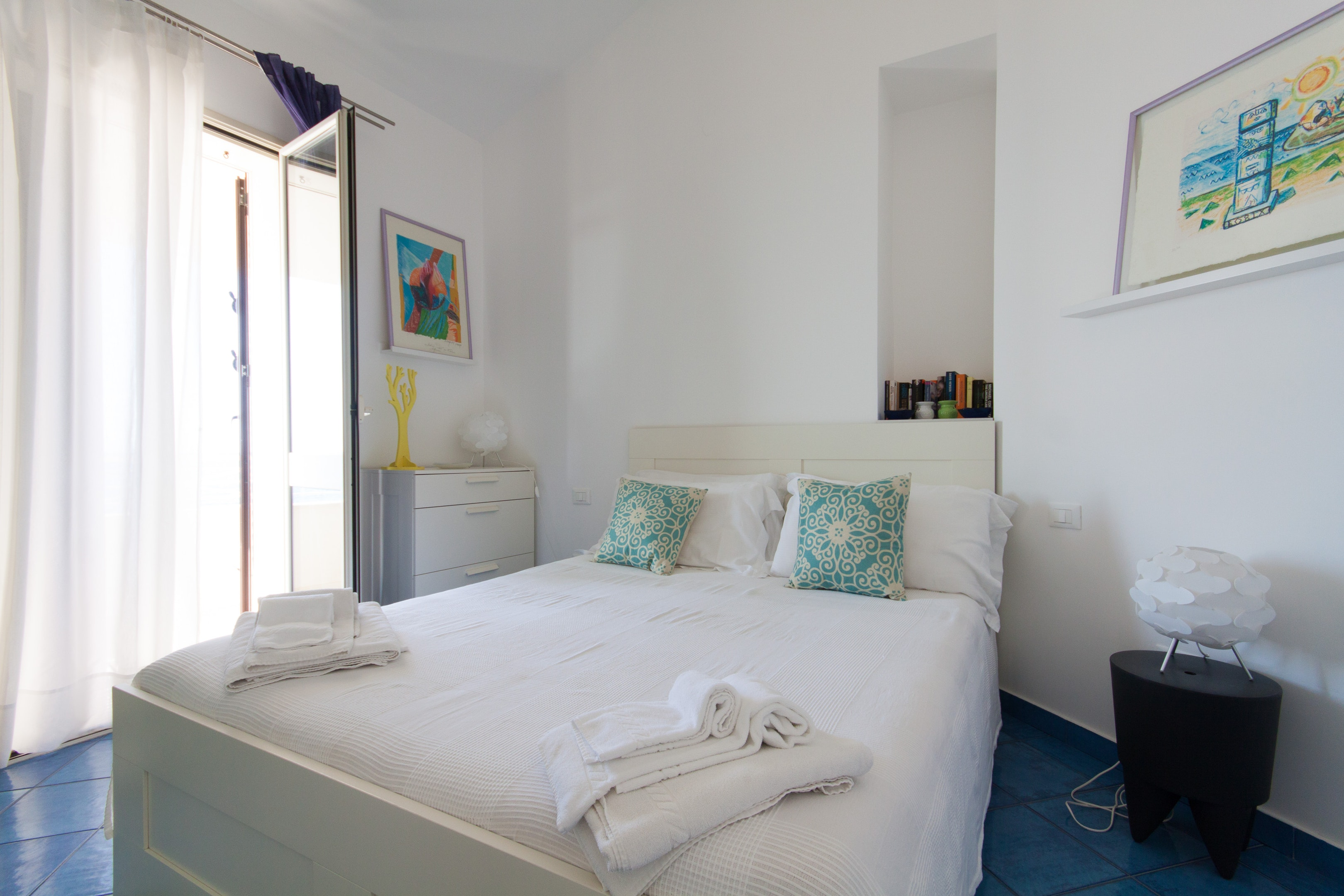 Holiday apartment Wohnung mit 3 Schlafzimmern in Piano di Trappeto mit herrlichem Meerblick, möblierter Terr (2271436), Balestrate, Palermo, Sicily, Italy, picture 19
