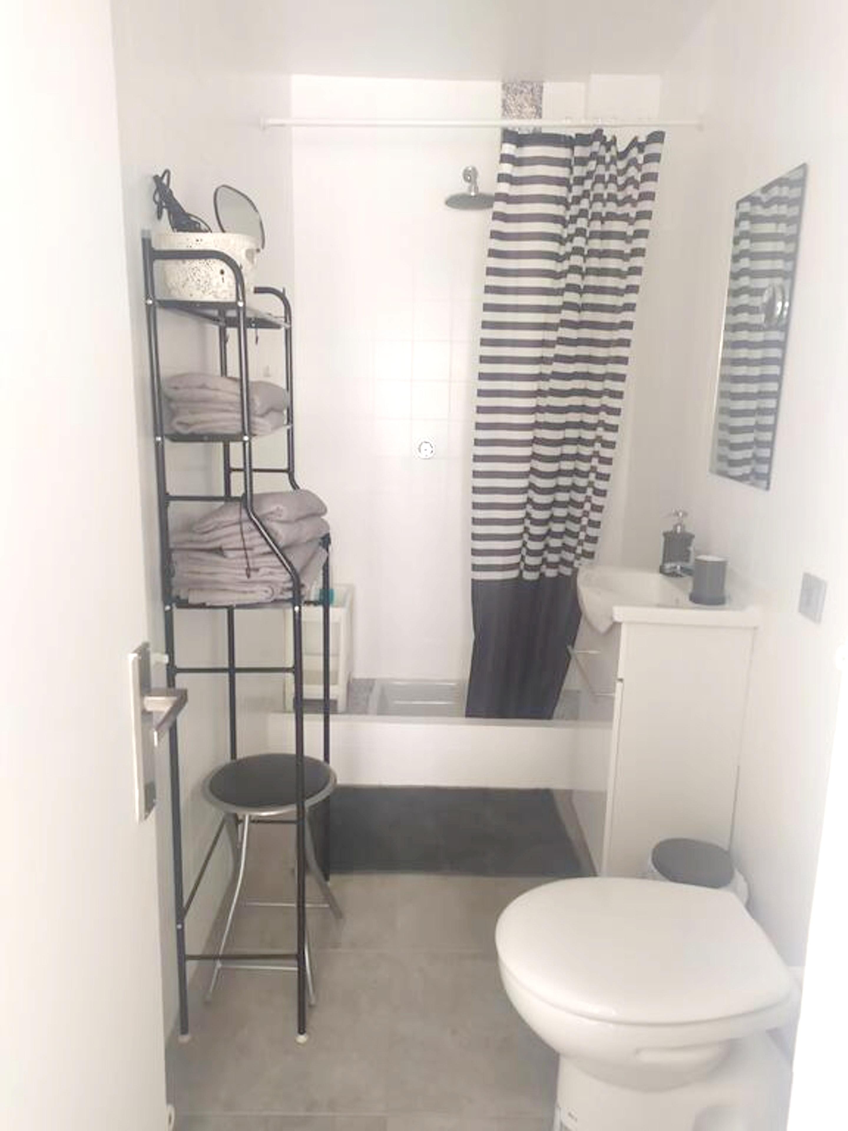 Ferienwohnung Wohnung mit 2 Schlafzimmern in Tudela mit schöner Aussicht auf die Stadt, möblierter Terra (2708241), Tudela, , Navarra, Spanien, Bild 40