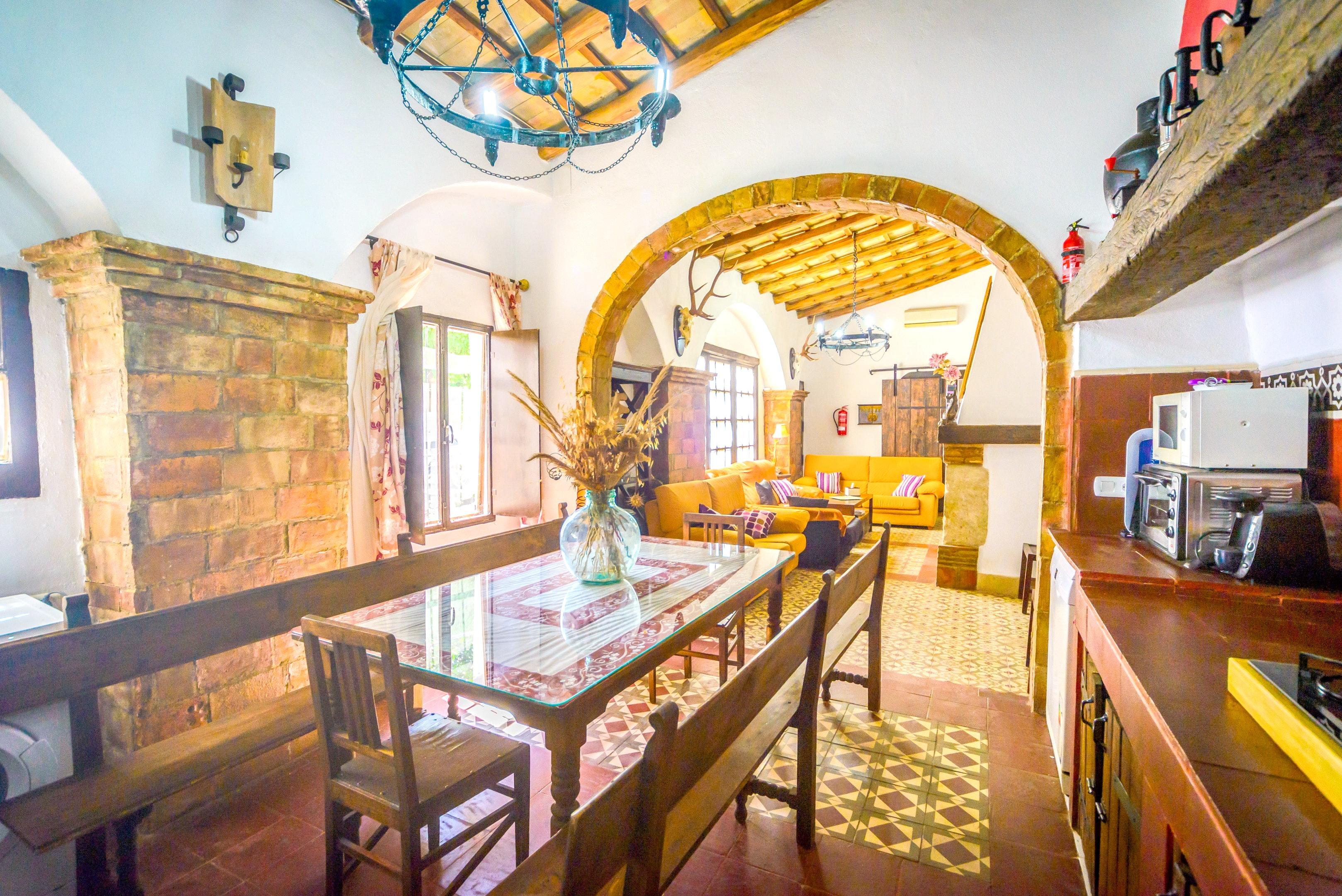 Ferienhaus Villa mit 3 Schlafzimmern in Peñaflor mit privatem Pool, eingezäuntem Garten und W-LAN (2208249), Peñaflor, Sevilla, Andalusien, Spanien, Bild 9