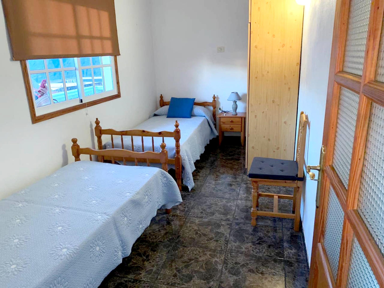 Holiday apartment Wohnung mit 3 Schlafzimmern in Frontera mit herrlichem Meerblick und möblierter Terrasse - (2691579), Tigaday, El Hierro, Canary Islands, Spain, picture 20