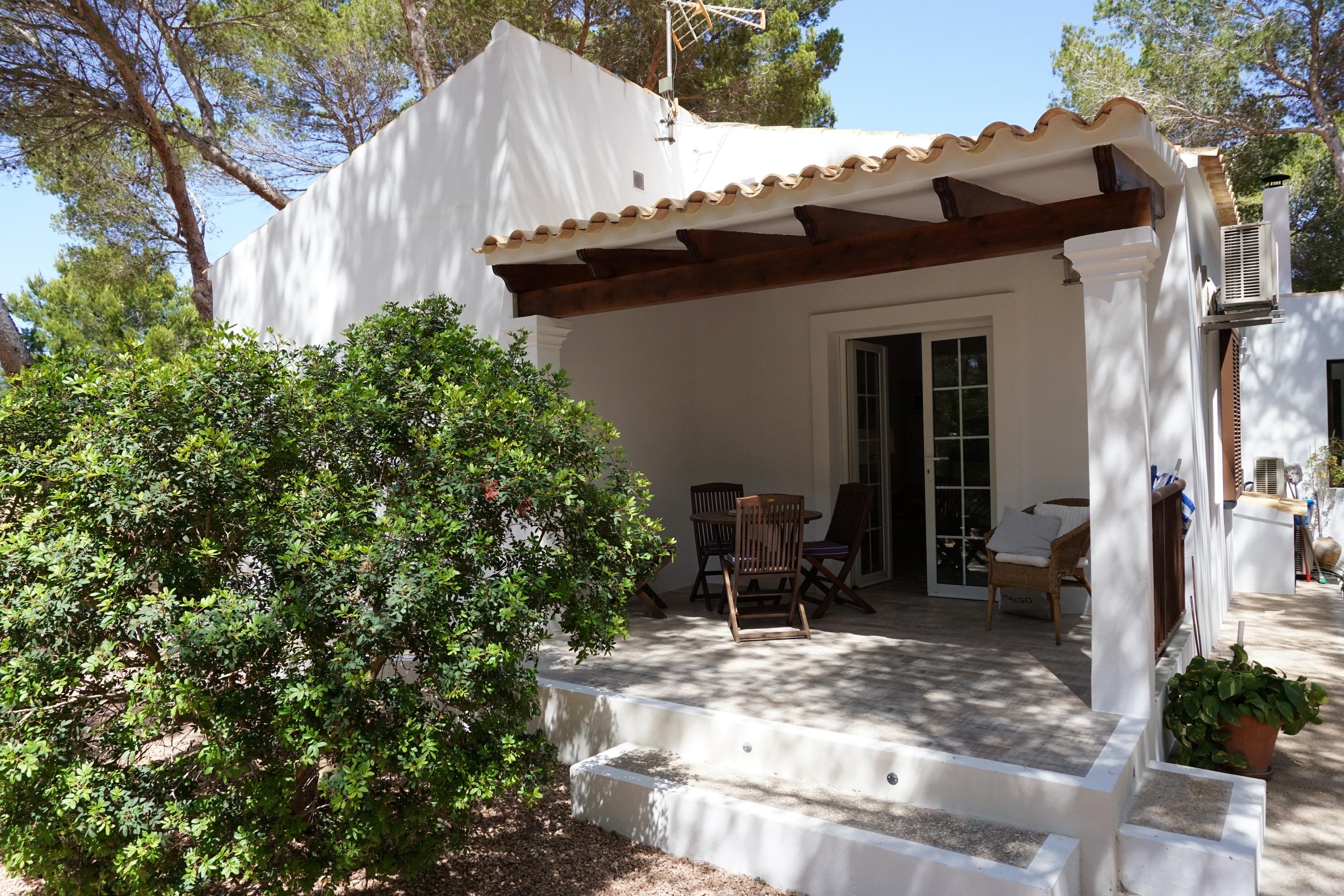 Maison de vacances Haus mit 2 Schlafzimmern in Platja de Migjorn mit möbliertem Garten und W-LAN - 500 m vom  (2401818), San Fernando, Formentera, Iles Baléares, Espagne, image 4