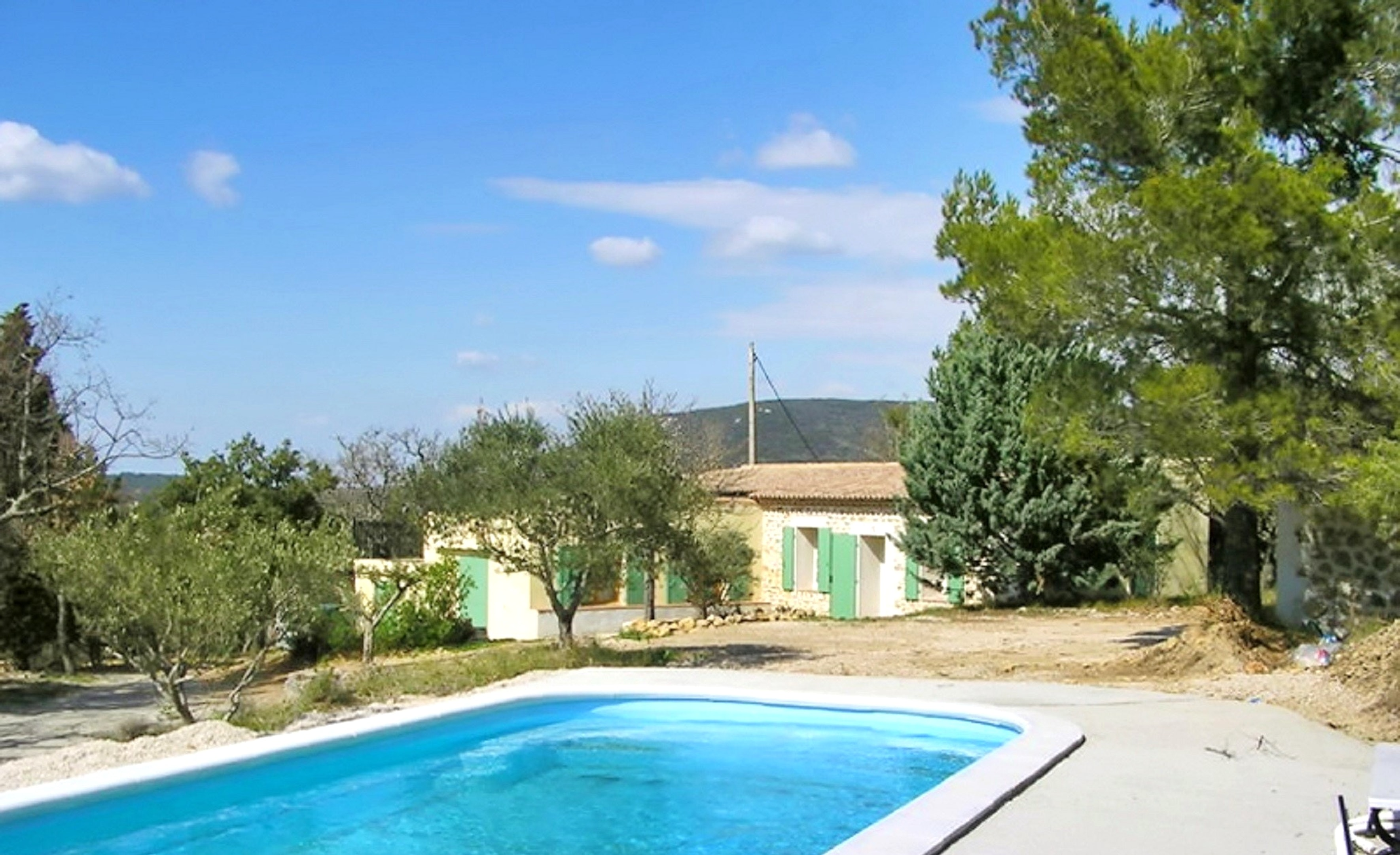 Holiday house Haus mit 4 Schlafzimmern in La Verdière mit toller Aussicht auf die Berge, privatem Pool,  (2201749), La Verdière, Var, Provence - Alps - Côte d'Azur, France, picture 1