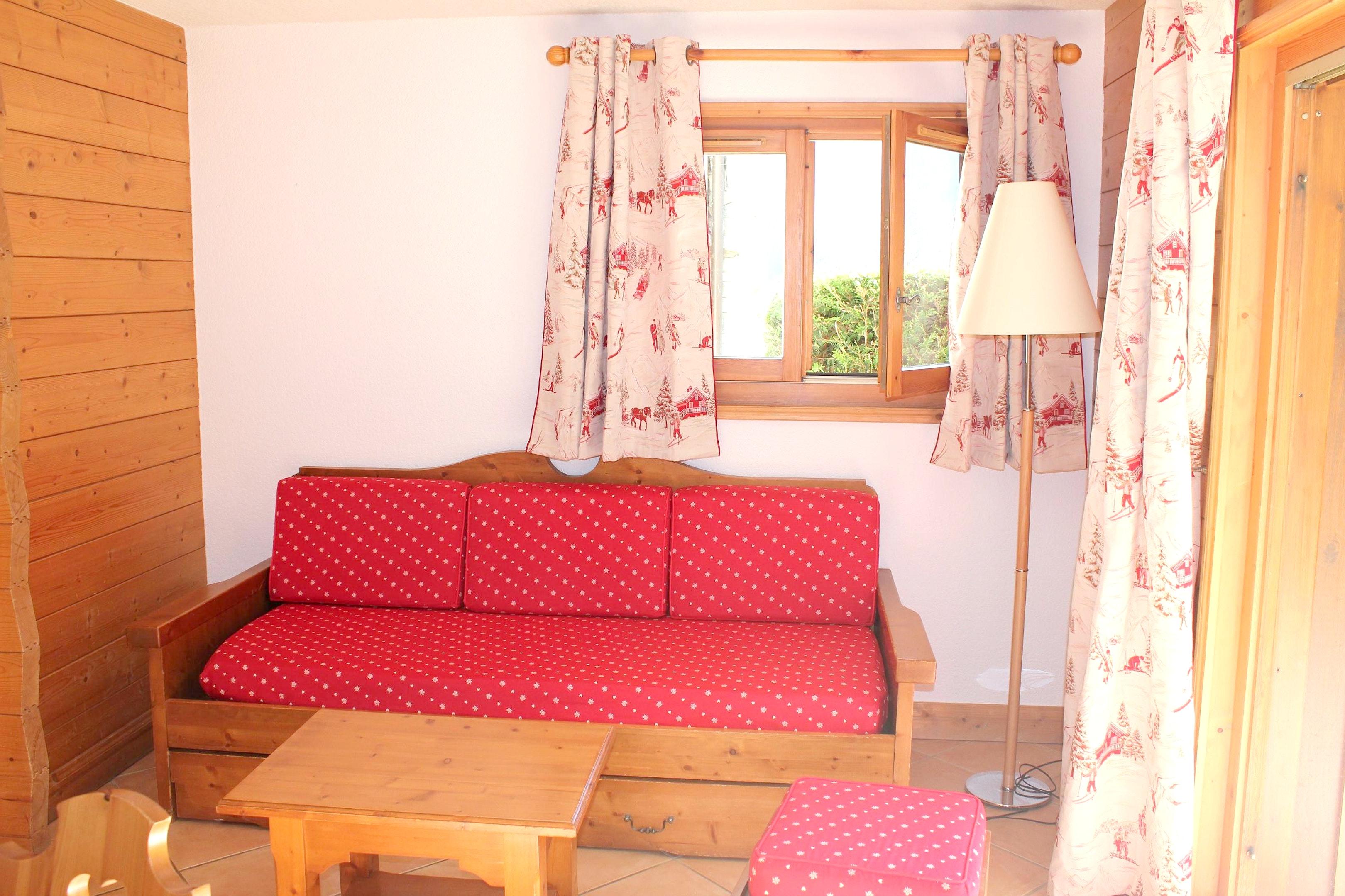 Ferienwohnung Wohnung mit einem Schlafzimmer in Les Houches mit toller Aussicht auf die Berge, Pool und  (2591443), Les Houches, Hochsavoyen, Rhône-Alpen, Frankreich, Bild 6