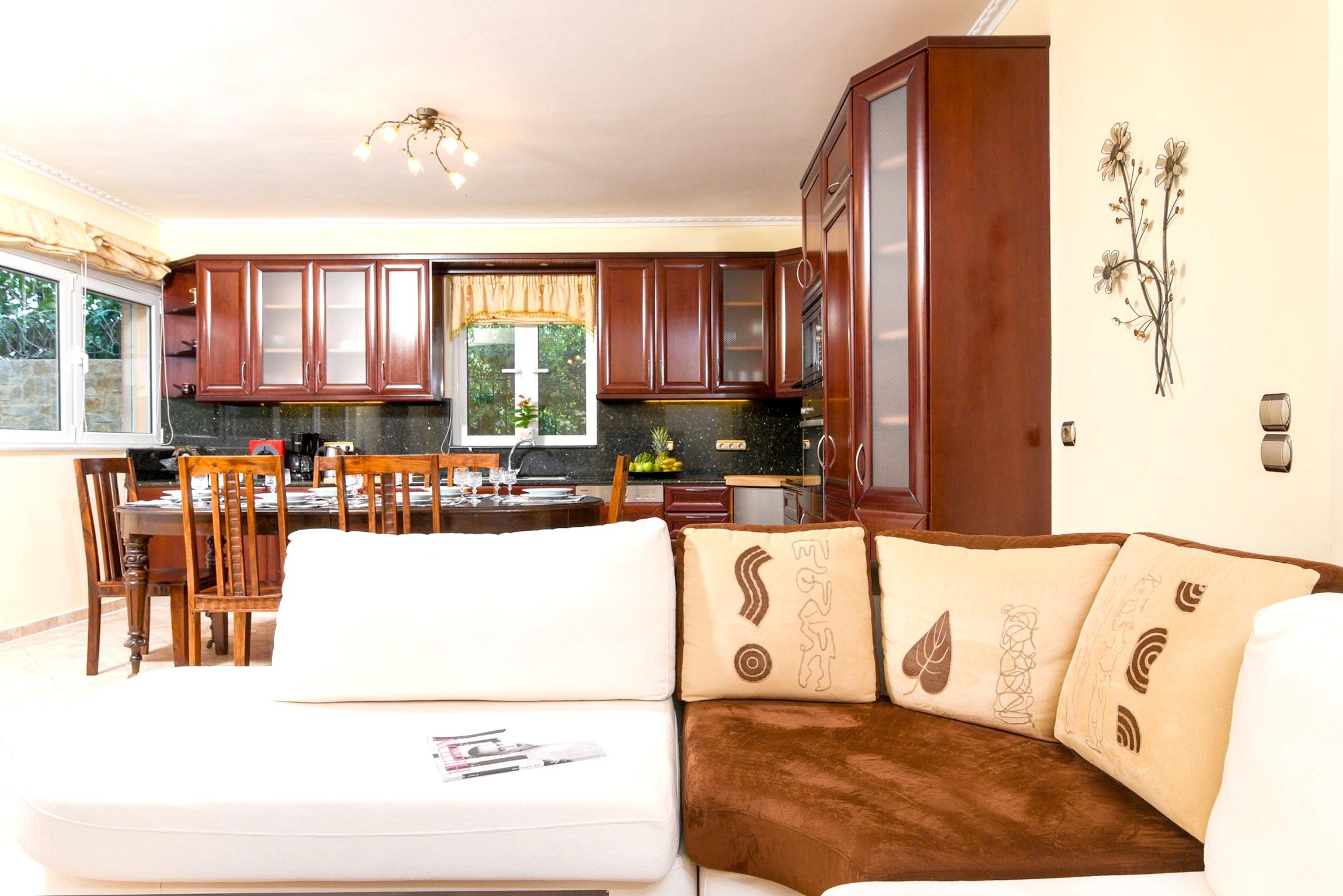 Holiday house Villa mit 5 Schlafzimmern in Kitsi mit privatem Pool, eingezäuntem Garten und W-LAN (2339398), Koropion, , Attica, Greece, picture 10