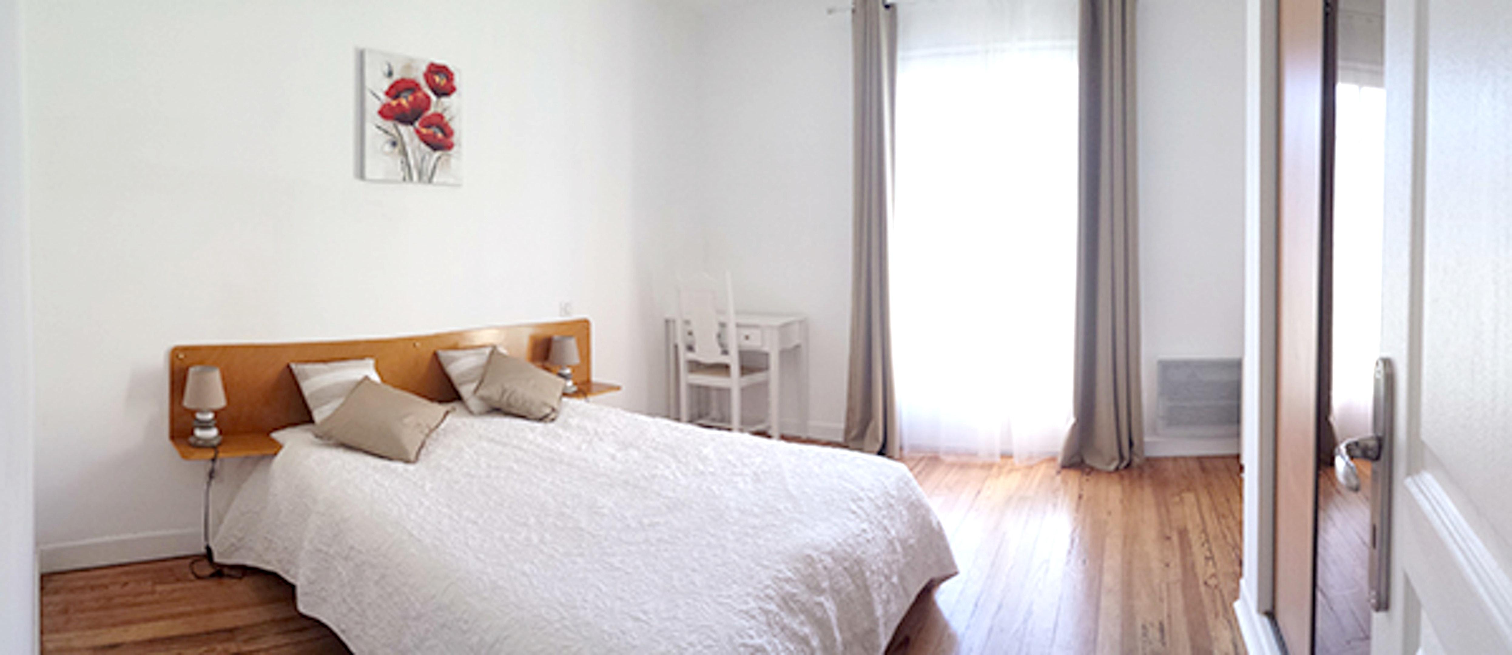Ferienhaus Haus mit 2 Schlafzimmern in Lourdes mit toller Aussicht auf die Berge, möblierter Terrasse (2396219), Lourdes, Hautes-Pyrénées, Midi-Pyrénées, Frankreich, Bild 2