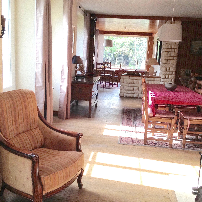 Ferienhaus Haus mit 6 Schlafzimmern in Carrouges mit eingezäuntem Garten und W-LAN - 95 km vom Strand (2572591), Carrouges, Orne, Normandie, Frankreich, Bild 11