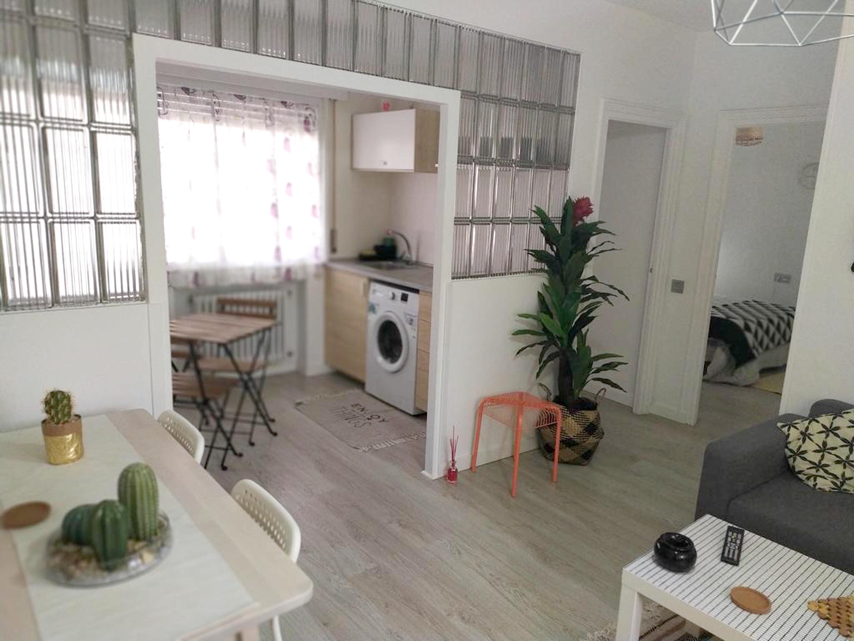 Ferienwohnung Wohnung mit 2 Schlafzimmern in Tudela mit schöner Aussicht auf die Stadt, möblierter Terra (2708241), Tudela, , Navarra, Spanien, Bild 7