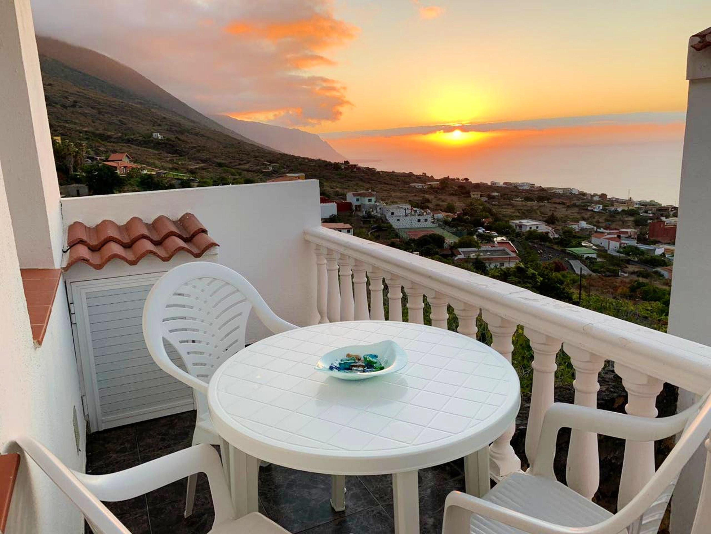 Holiday apartment Wohnung mit 3 Schlafzimmern in Frontera mit herrlichem Meerblick und möblierter Terrasse - (2691579), Tigaday, El Hierro, Canary Islands, Spain, picture 6