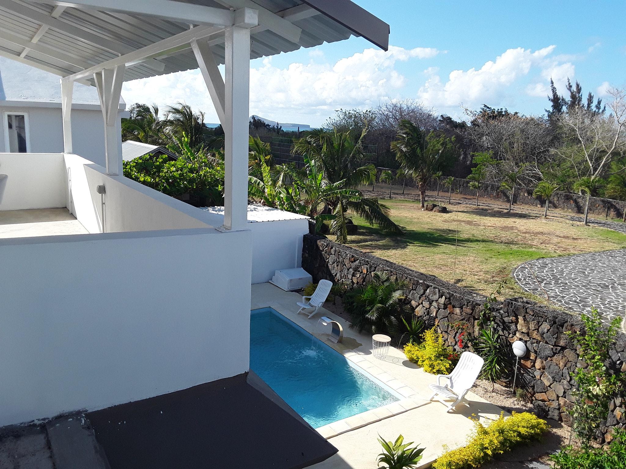Villa mit 3 Schlafzimmern in Calodyne mit herrlich Villa in Afrika