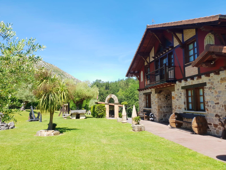 Ferienhaus Villa mit 6 Schlafzimmern in Bizkaia mit privatem Pool und möblierter Terrasse (2519370), Dima, Bizkaia, Baskenland, Spanien, Bild 46