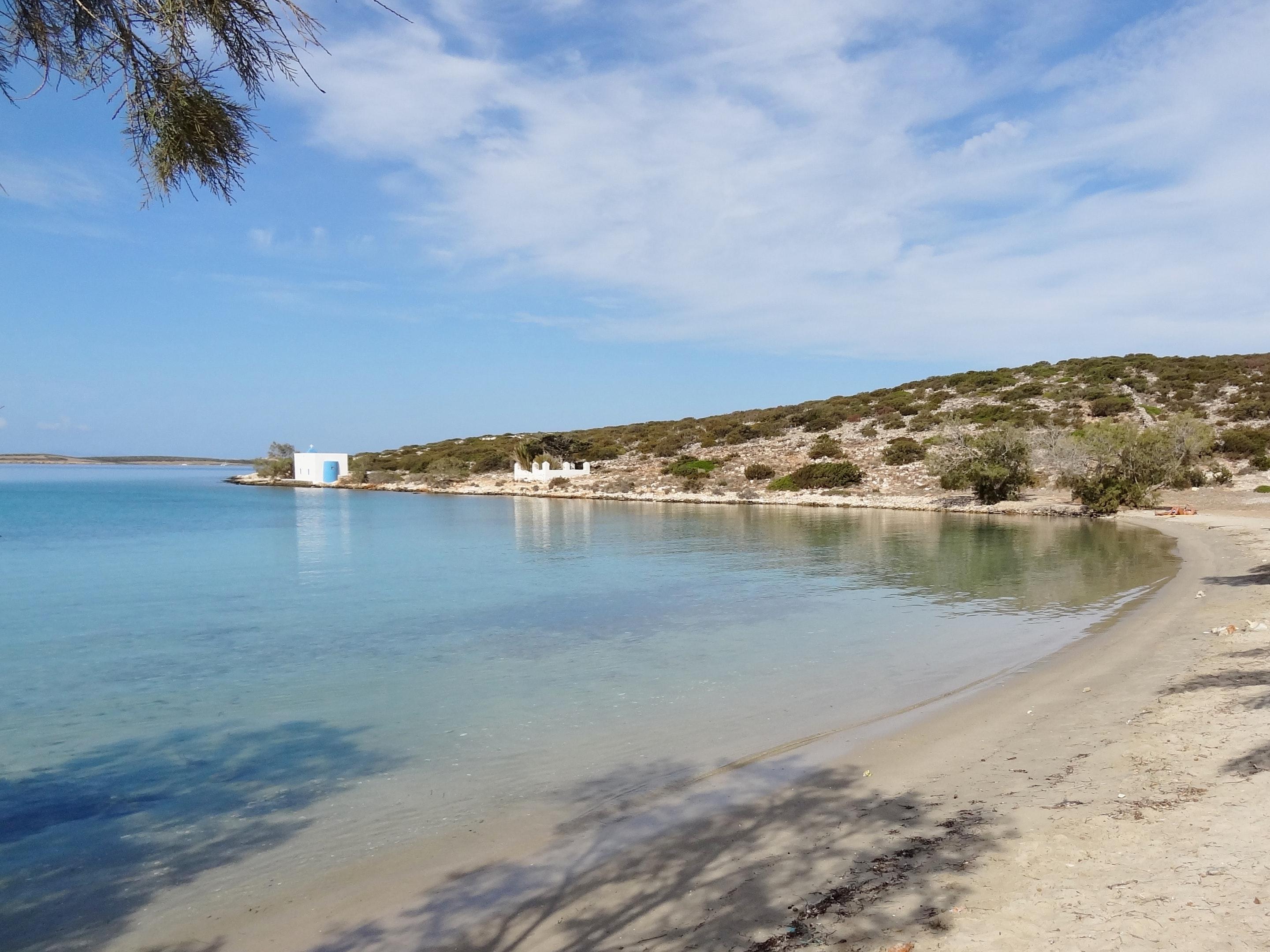 Holiday house Villa mit 3 Schlafzimmern in Paros mit herrlichem Meerblick, Pool und W-LAN - 1 km vom Str (2201537), Paros, Paros, Cyclades, Greece, picture 17