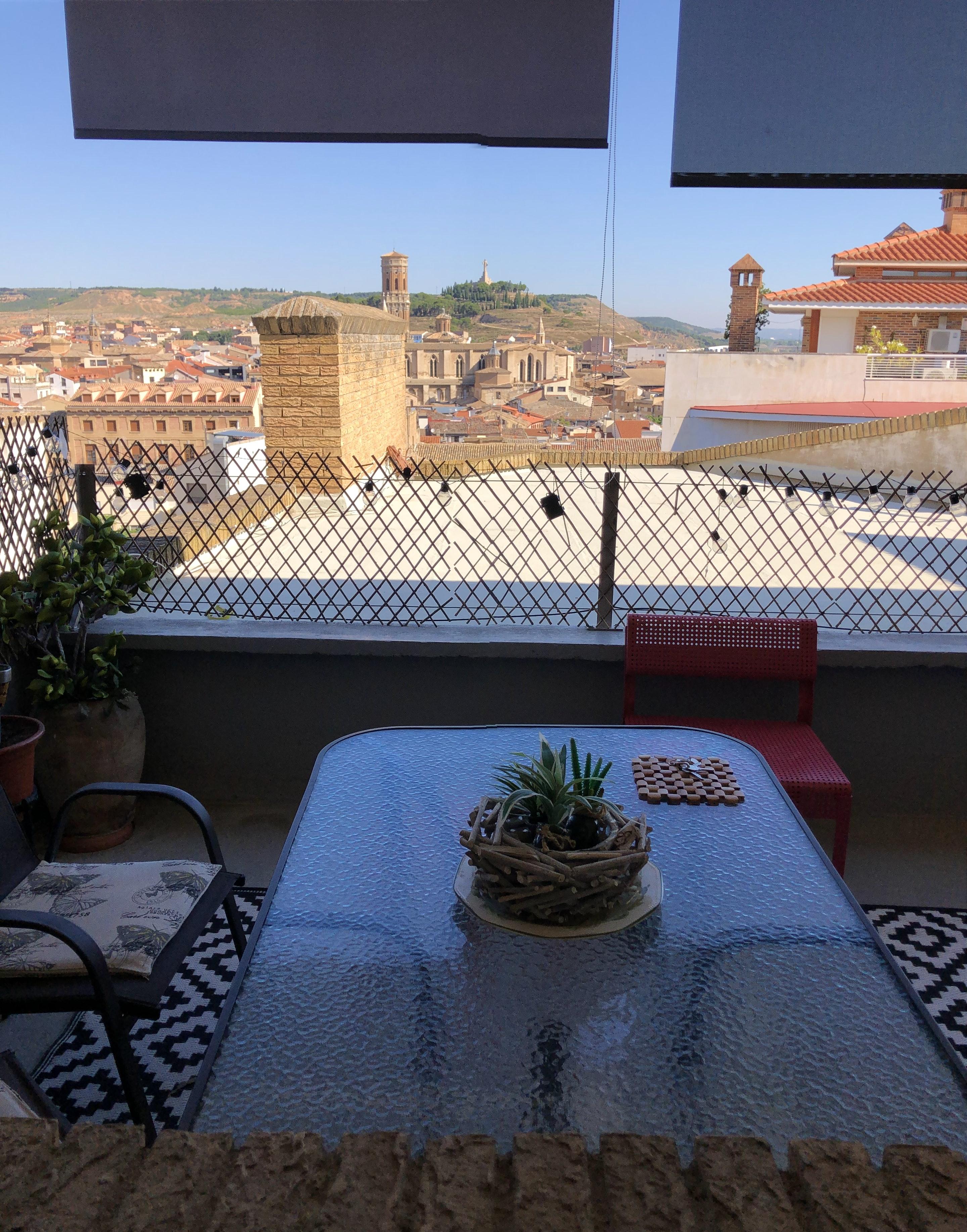 Ferienwohnung Wohnung mit 2 Schlafzimmern in Tudela mit schöner Aussicht auf die Stadt, möblierter Terra (2708241), Tudela, , Navarra, Spanien, Bild 47