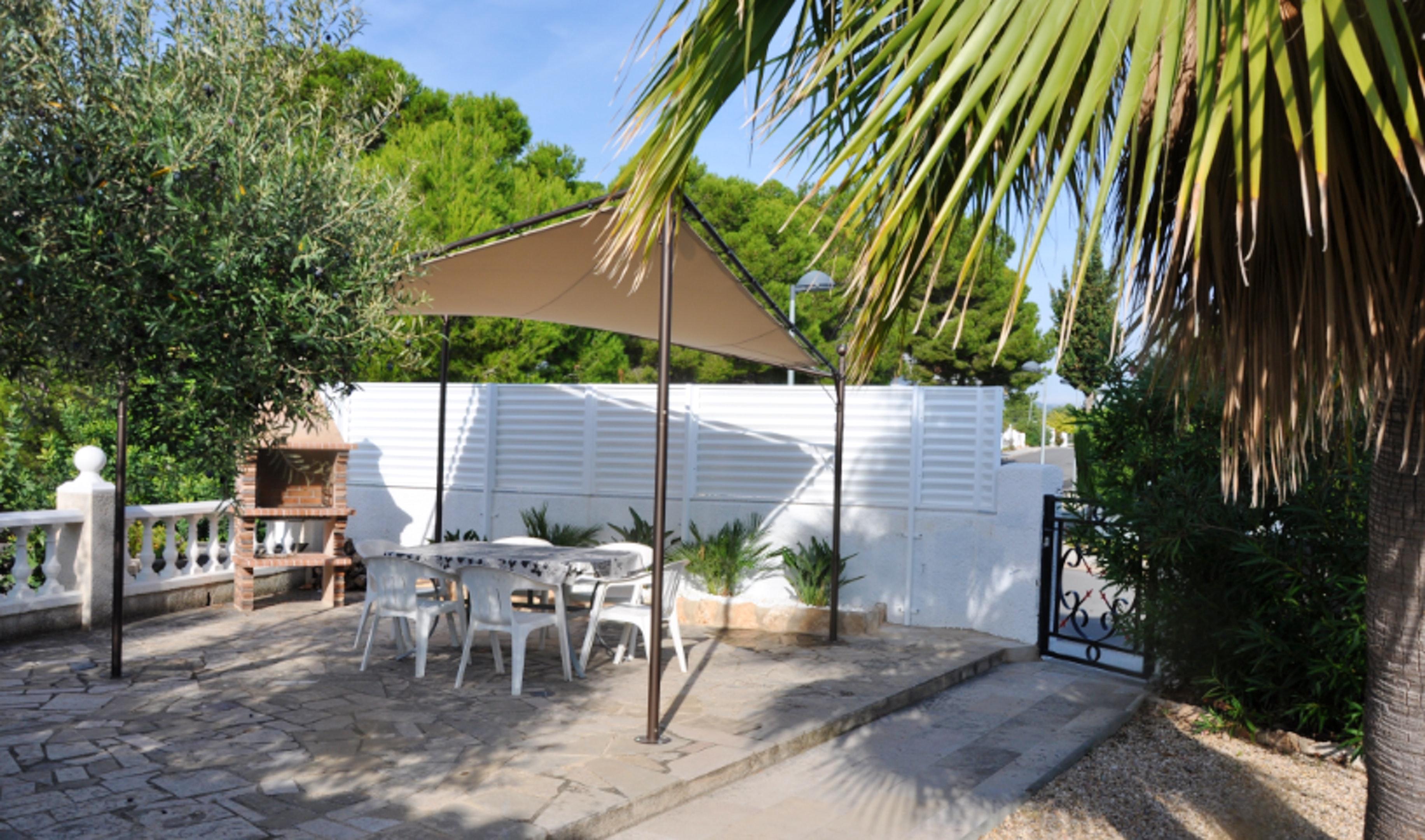 Ferienhaus Villa mit 3 Schlafzimmern in Ampolla mit herrlichem Meerblick, privatem Pool, möbliertem G (2201036), L'Ampolla, Costa Dorada, Katalonien, Spanien, Bild 6