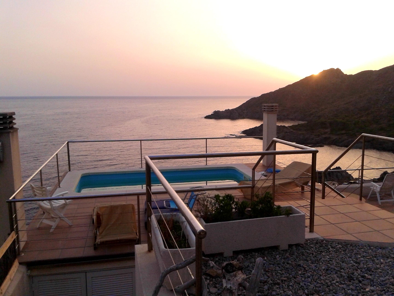 Ferienwohnung Wohnung mit einem Schlafzimmer in El Port de la Selva mit herrlichem Meerblick, Pool, möbl (2201531), El Port de la Selva, Costa Brava, Katalonien, Spanien, Bild 4
