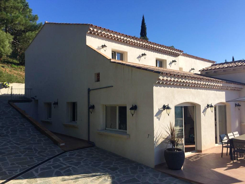 Maison de vacances Villa mit 5 Schlafzimmern in Rayol-Canadel-sur-Mer mit toller Aussicht auf die Berge, priv (2201555), Le Lavandou, Côte d'Azur, Provence - Alpes - Côte d'Azur, France, image 43