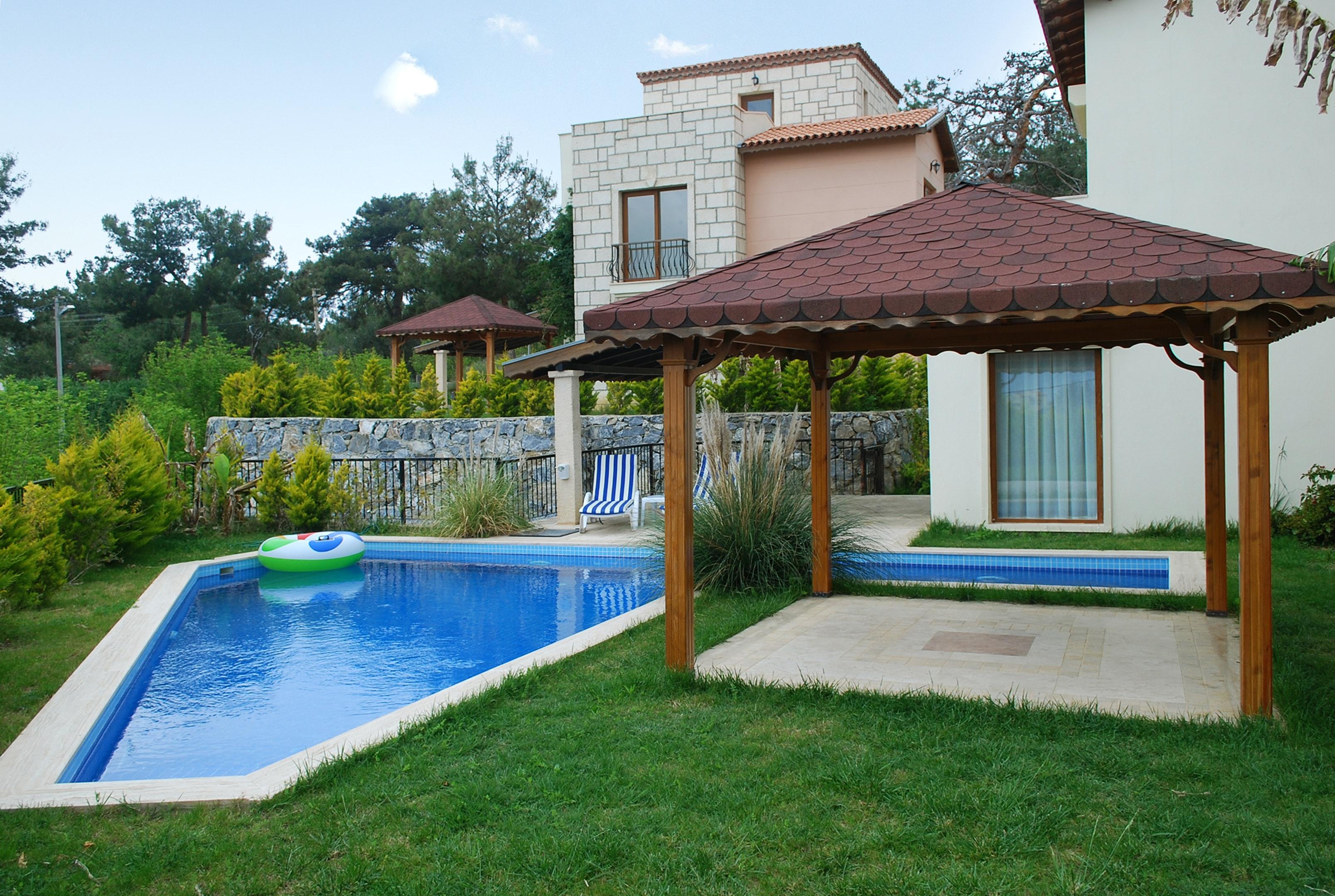 Maison de vacances Haus mit 4 Schlafzimmern in Ku_adas1 mit privatem Pool und eingezäuntem Garten - 2 km vo (2236746), Kuşadası, , Région Egéenne, Turquie, image 2